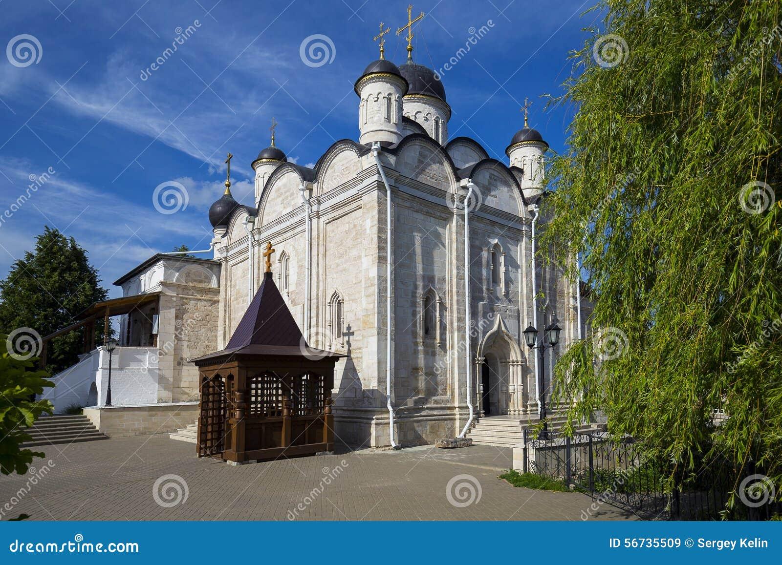 Serpukhov Russia  city photos : ... female monastery Episcopal Serpukhov in Moscow region, Russia