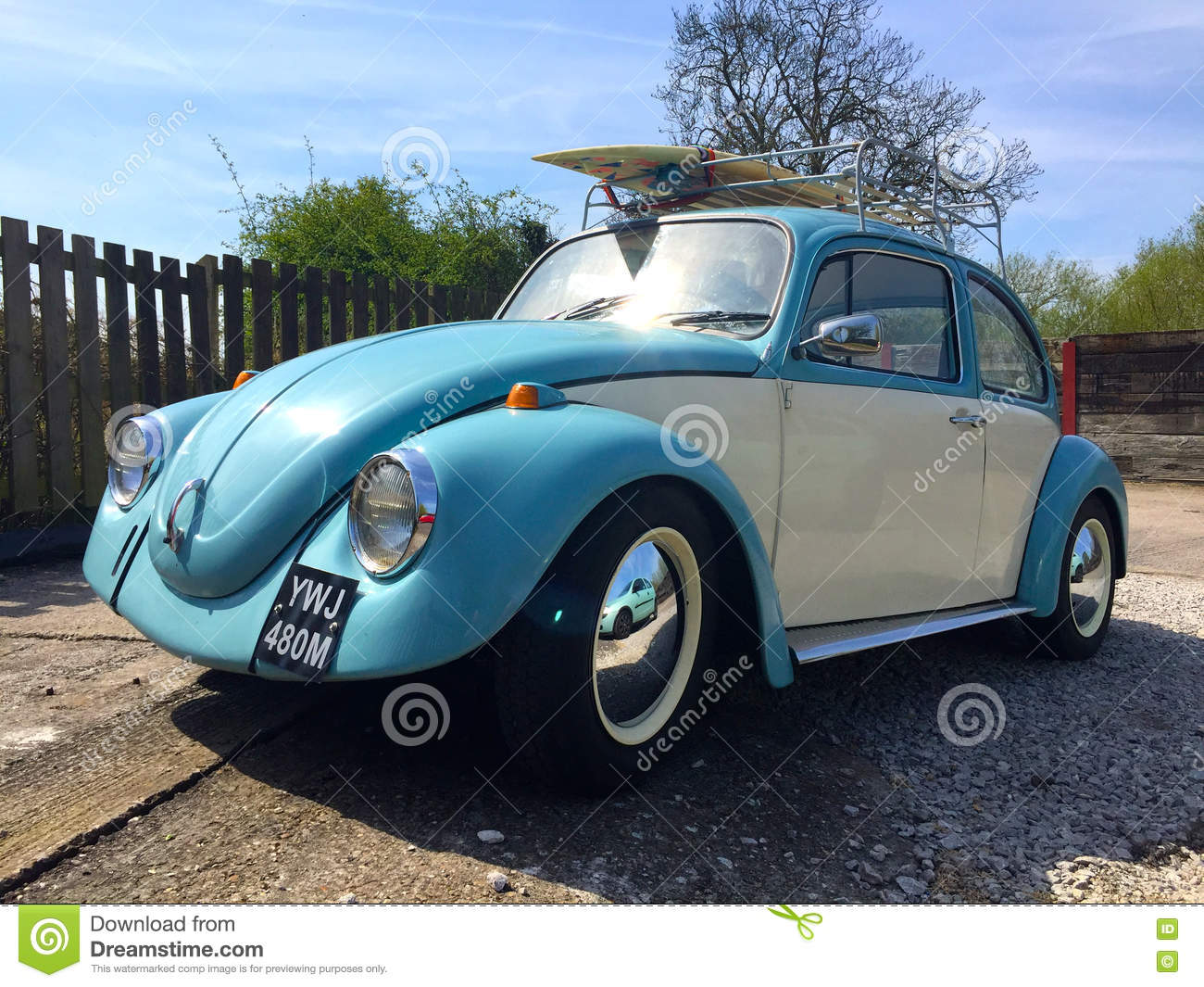 Editorial Stock Photo. Download VW Beetle ...