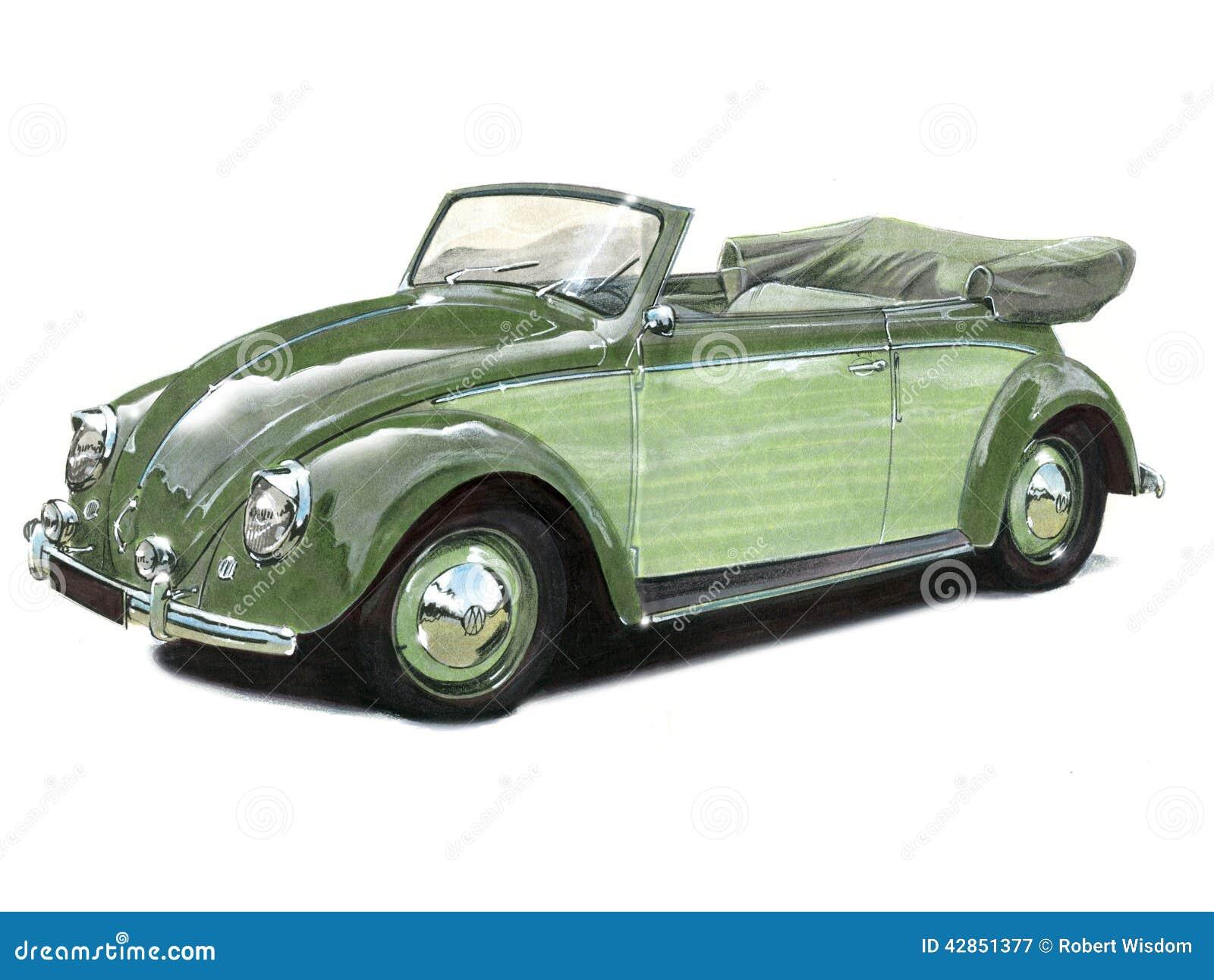 VW-Convertibele Kever