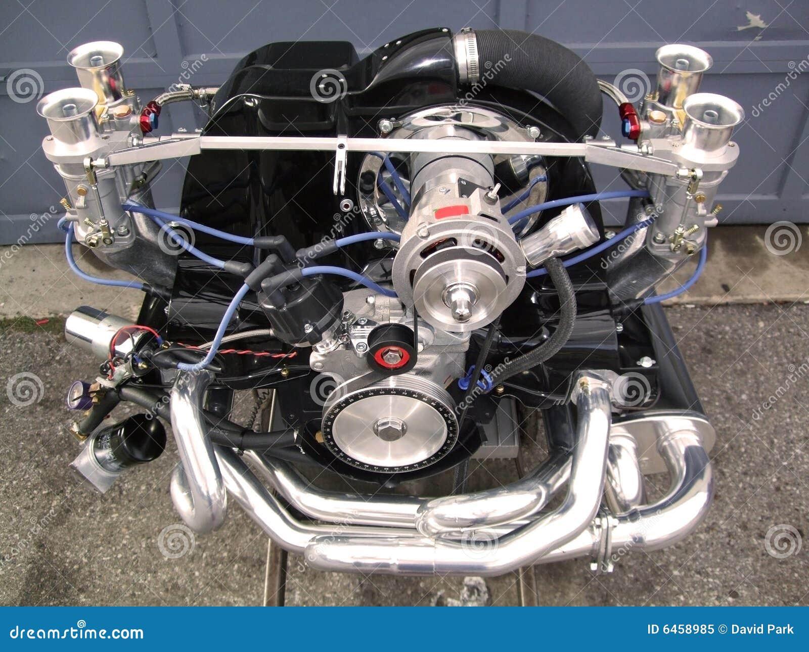 VW Performance Engine Royalty Free Stock Photo - Image ...