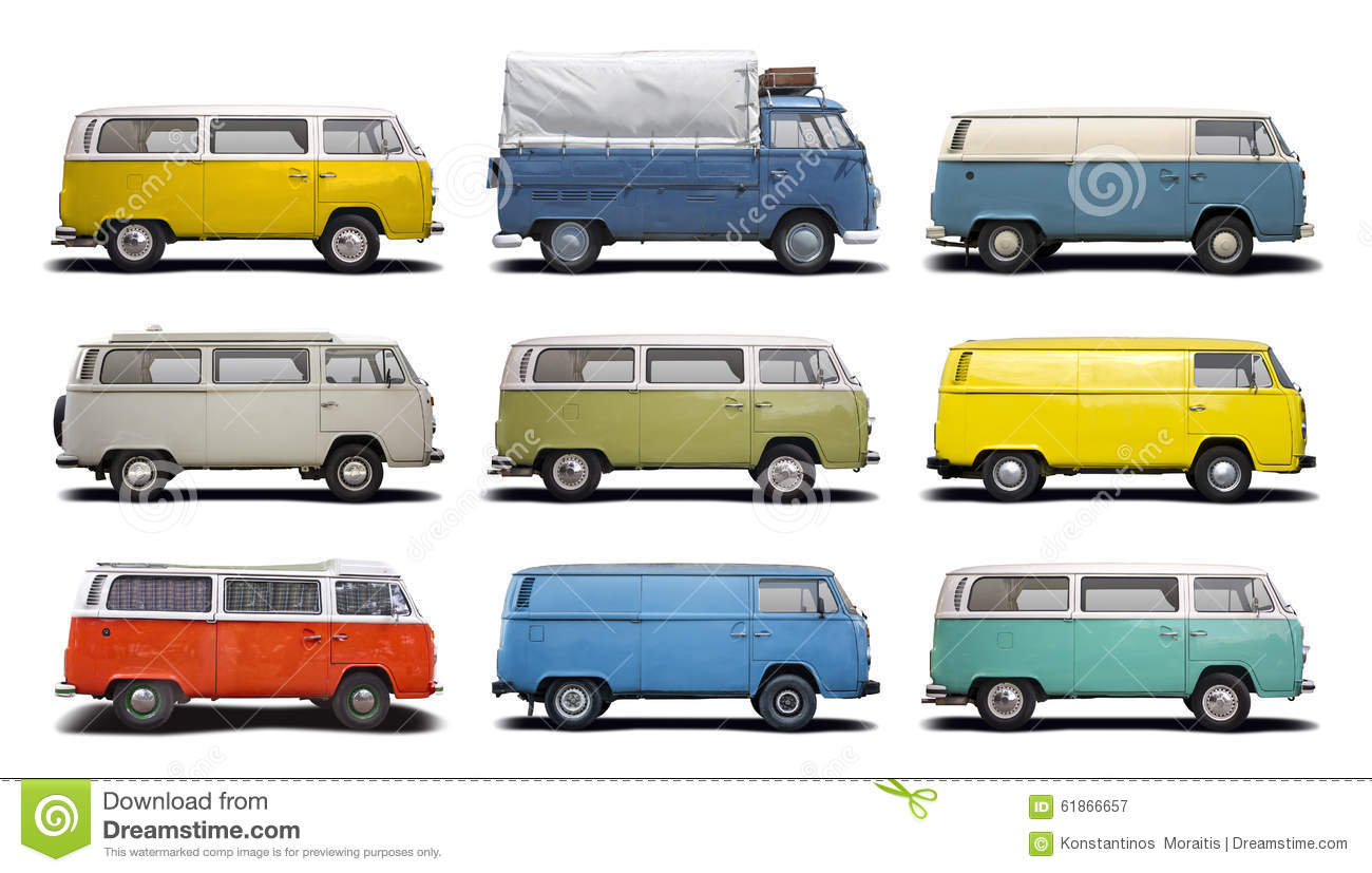 Vw Bus 2015 >> VW Vans T2 Stock Photo - Image: 61866657