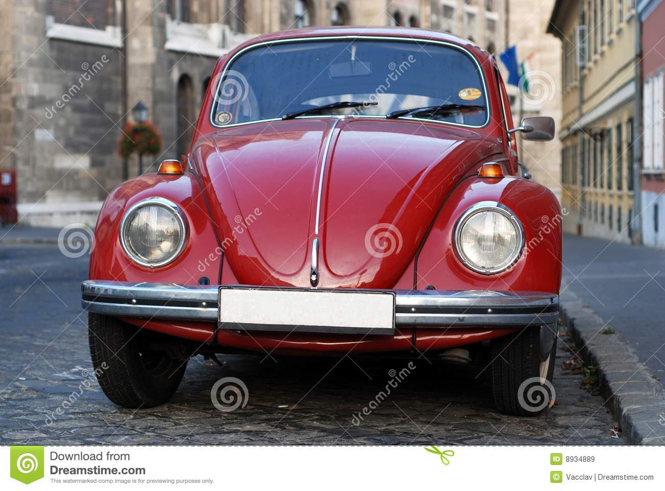 Vw Volkswagen Beetle Old Royalty Free Stock Images Image