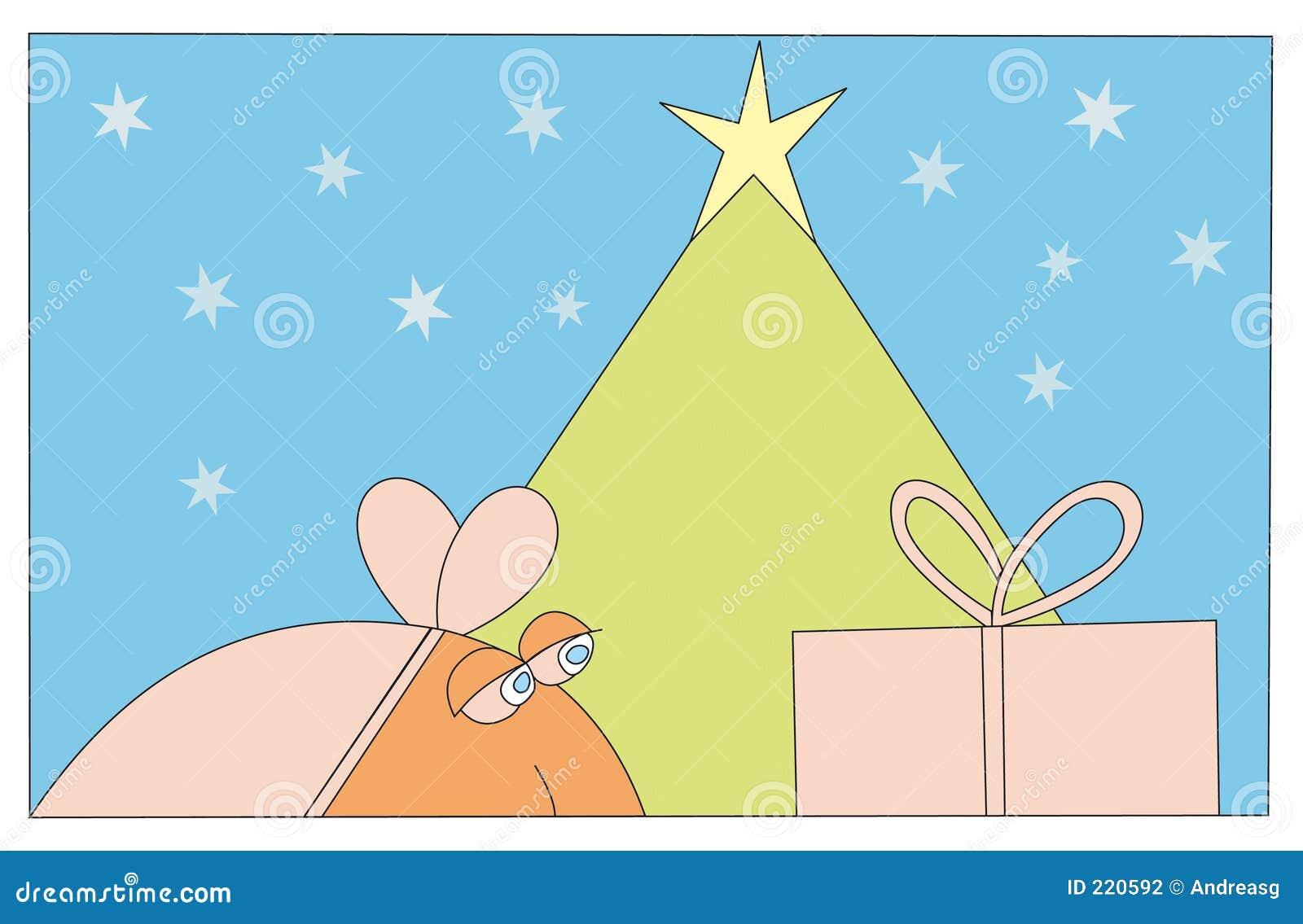 Vykort för 2 jul