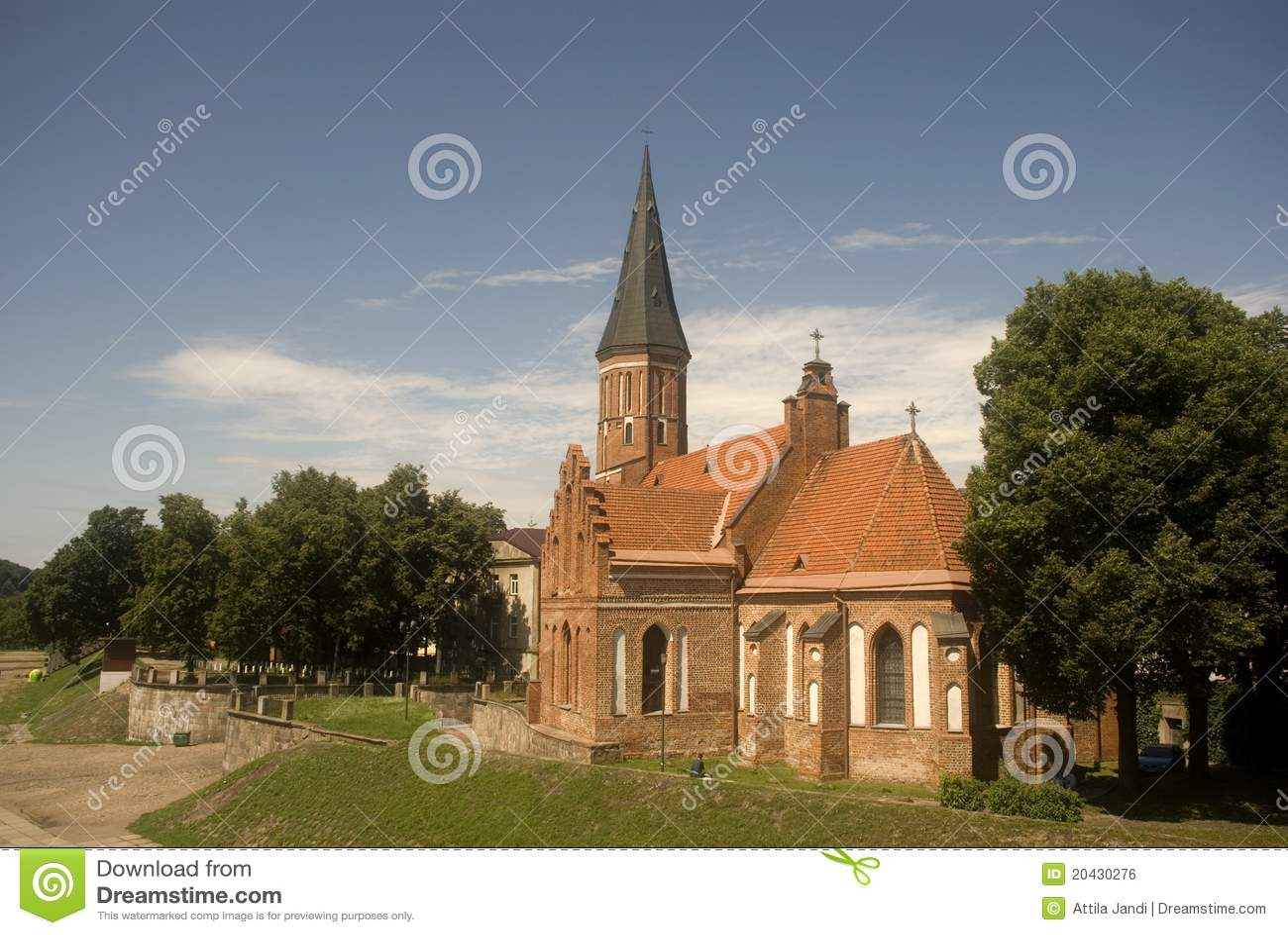 Vytautas Church, Kaunas, Lithuania