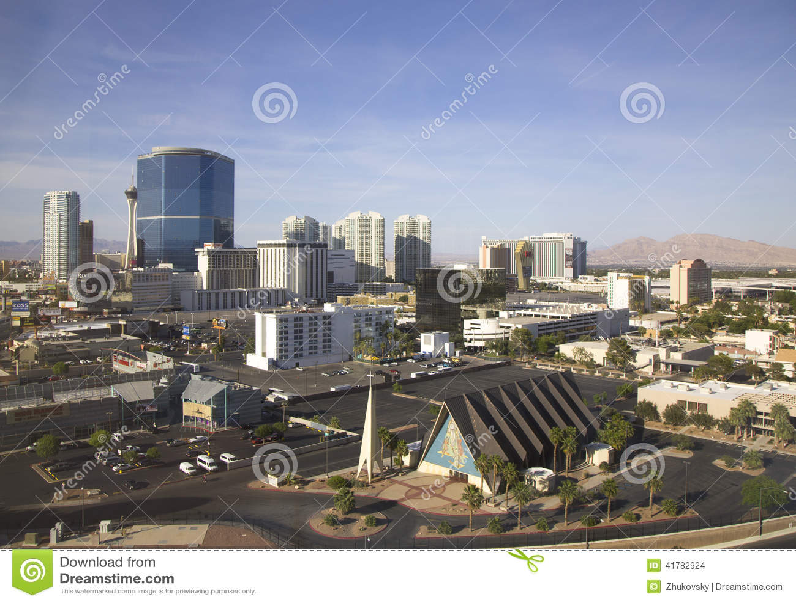 Wächter Angel Cathedral in Las Vegas