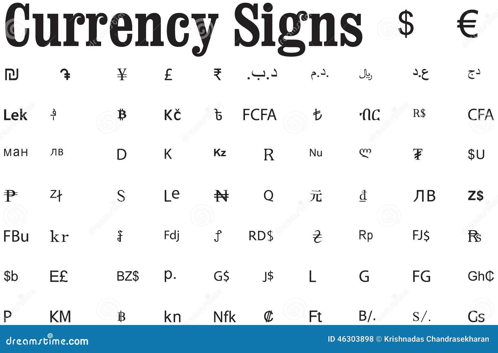 L Money Symbol Real Currency Symbol Mtm