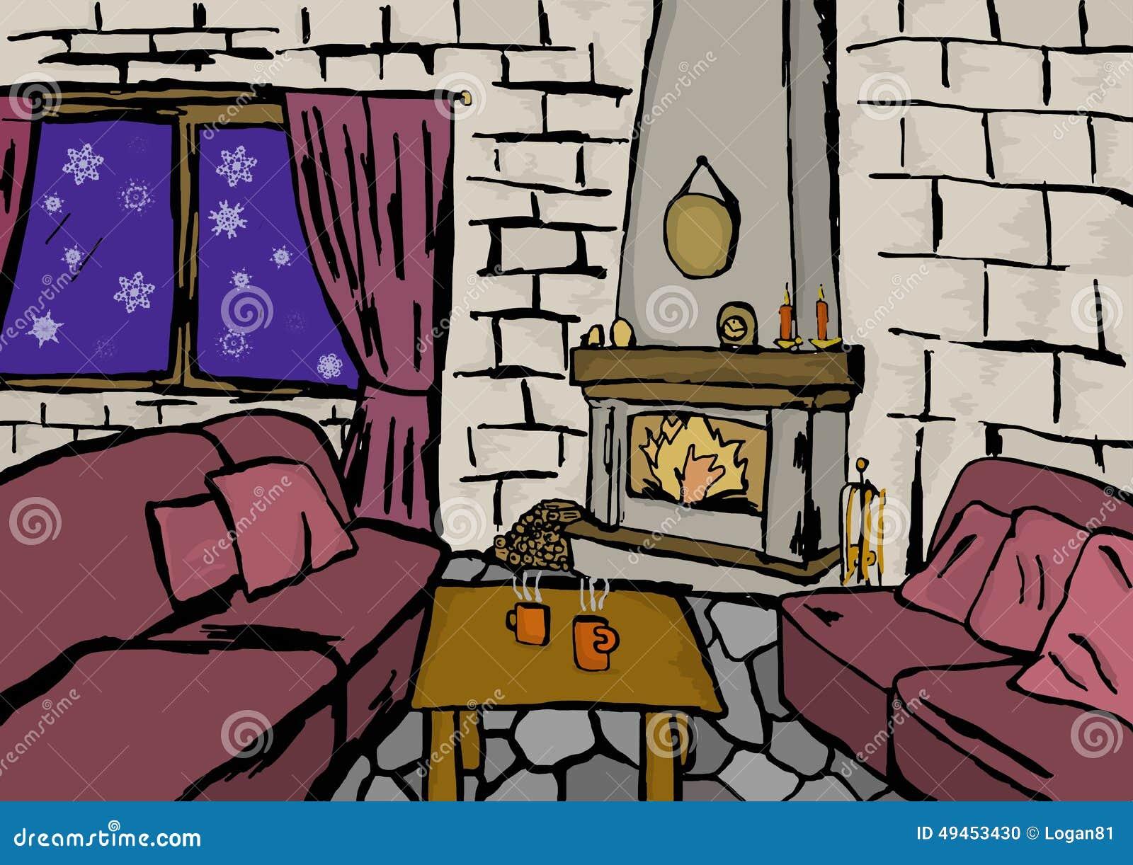 Wärme des Hauses