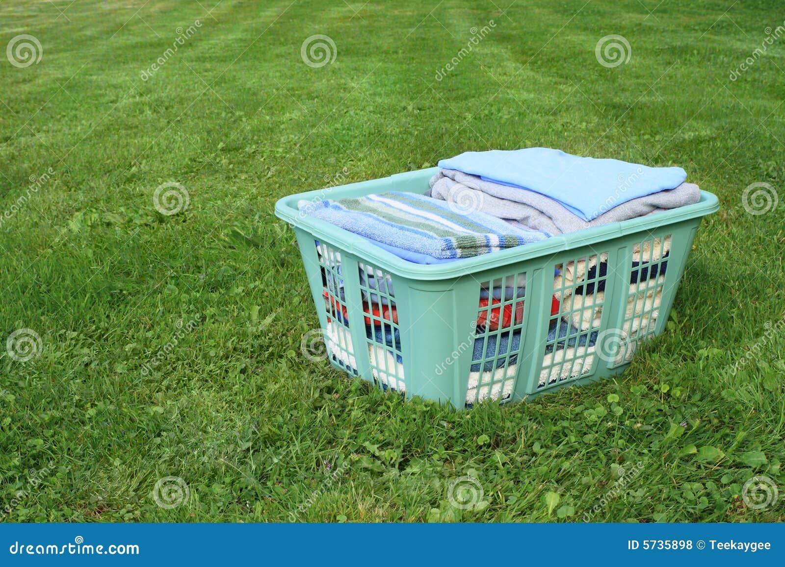 Wäscherei in der Fessel