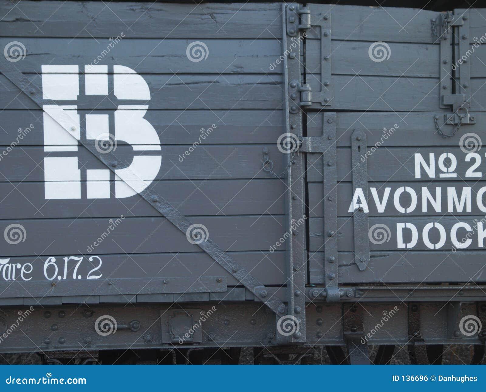 Wóz na pociąg