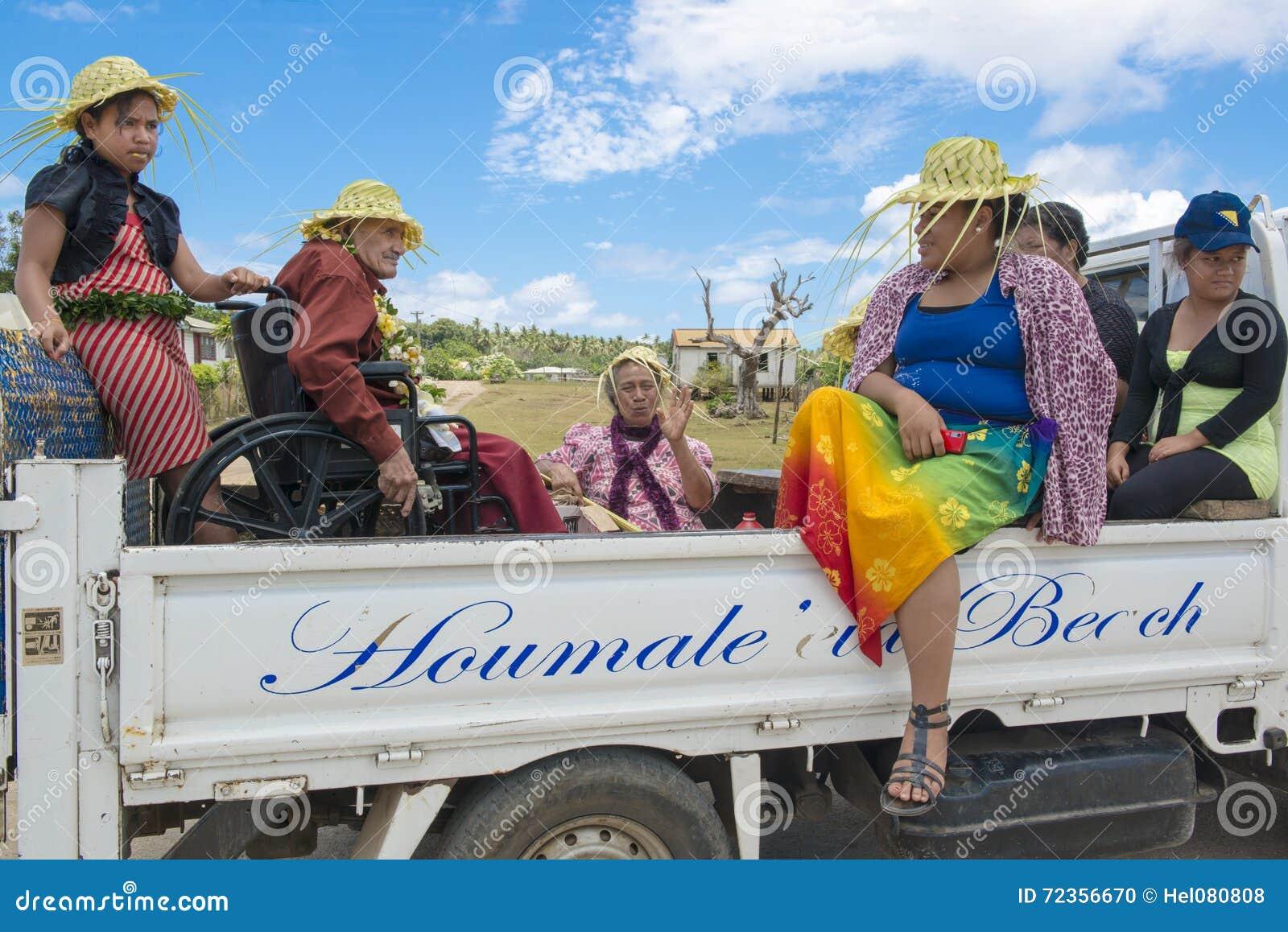 Wózka inwalidzkiego transport Tonga