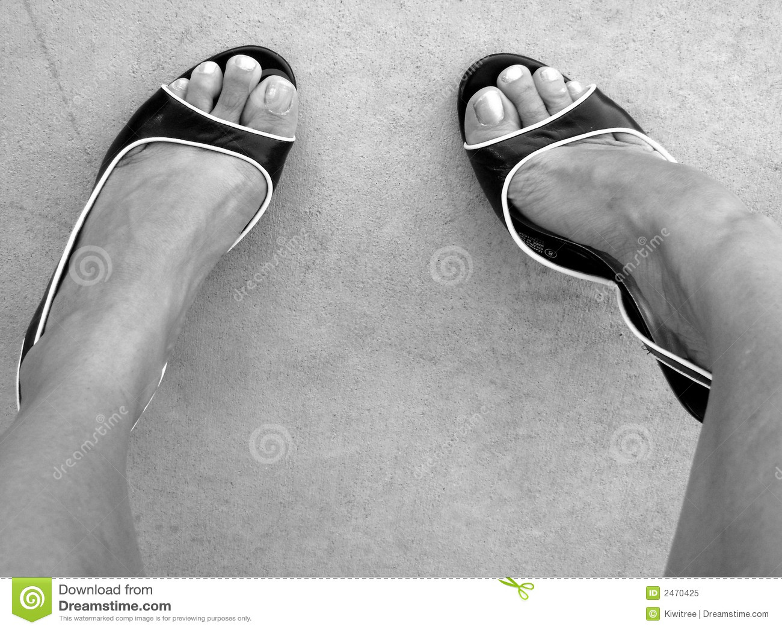 Wölben Sie meinen Schuh