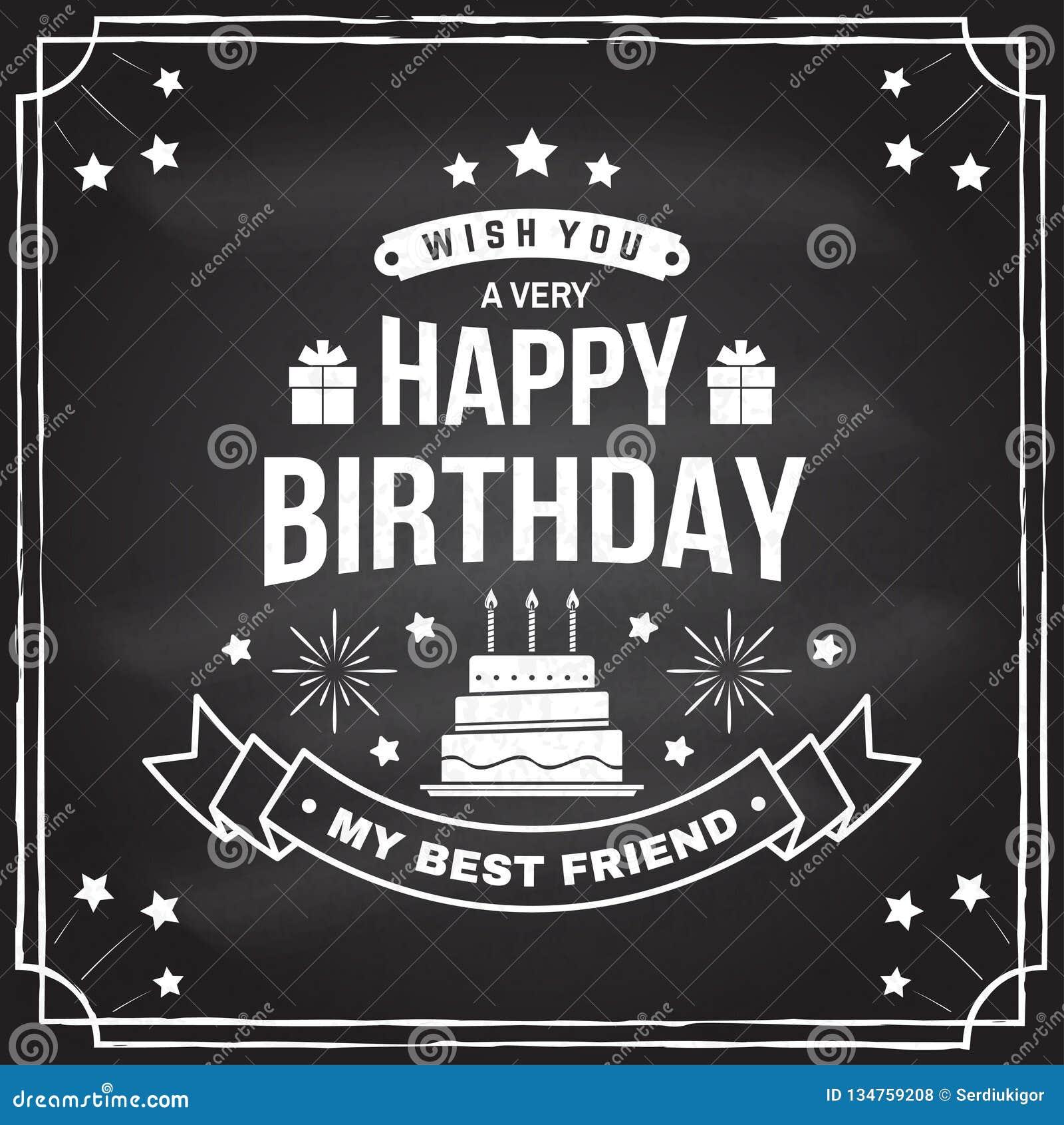 Alles Gute Zum Geburtstag Bester Freund