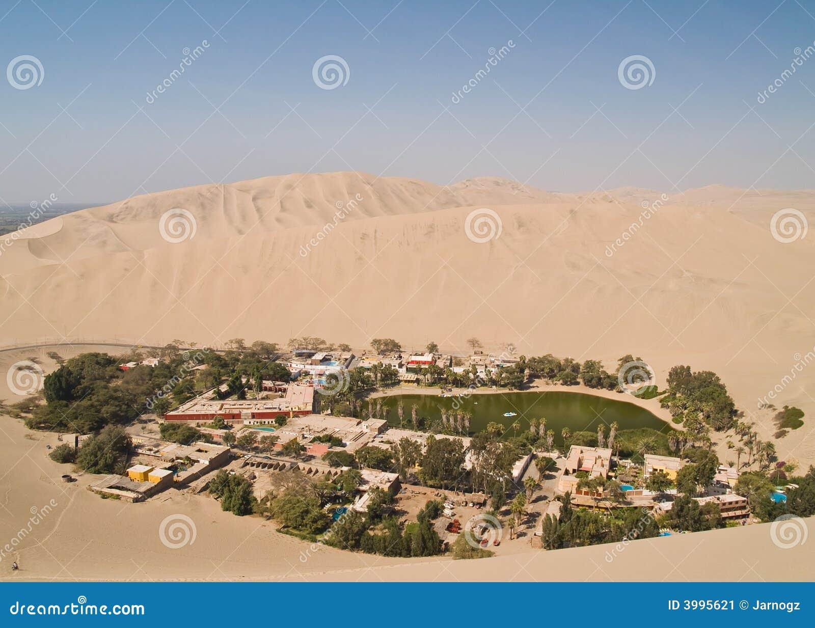 Wüste von Ica