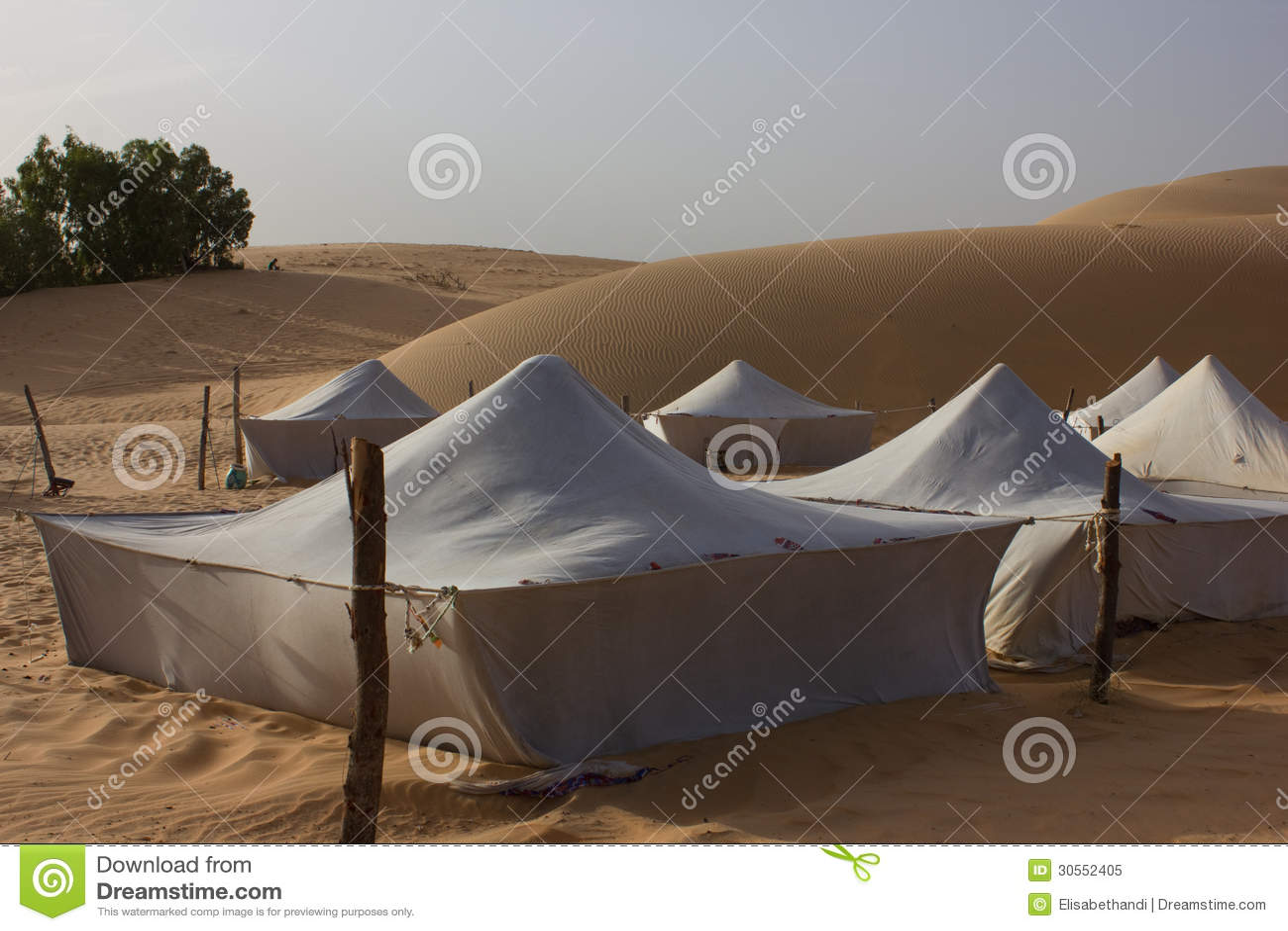 Wüste von Lompoul, Sahara, Senegal