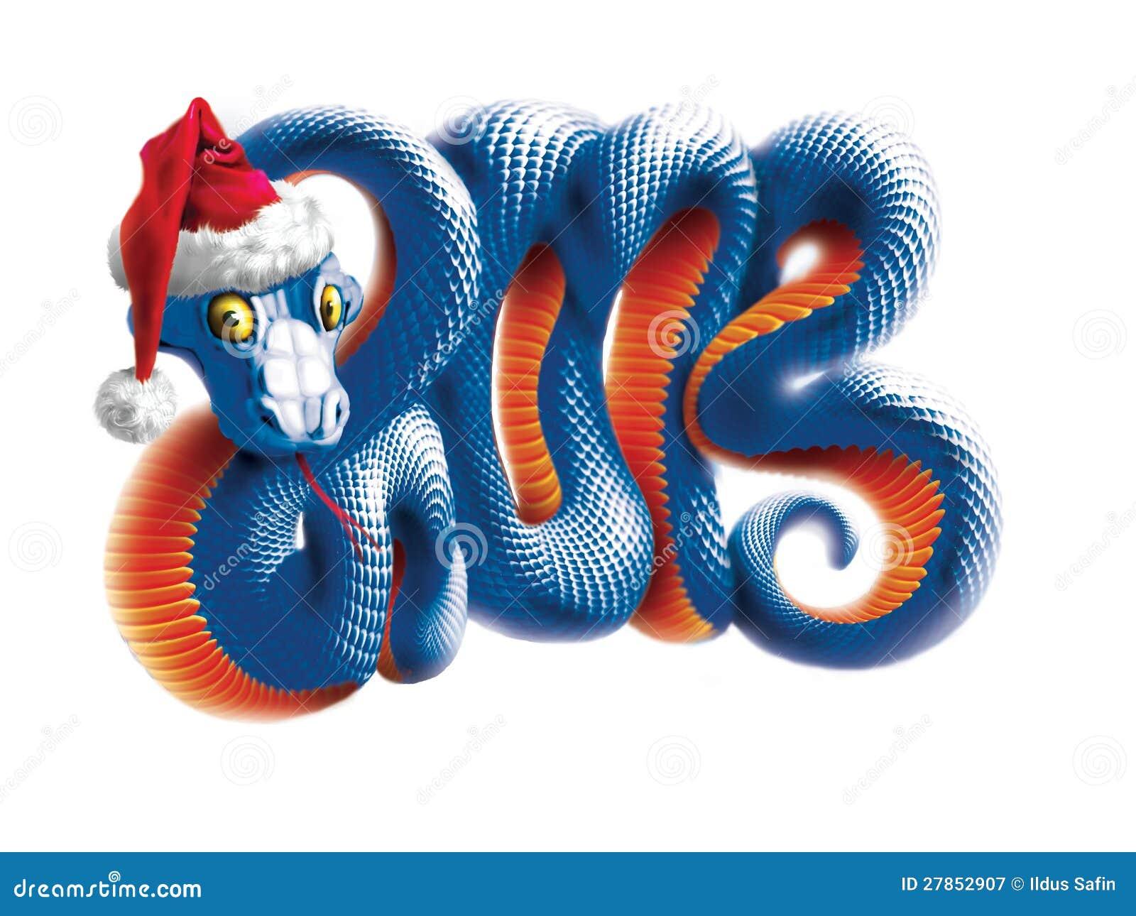 Wąż chiński Rok