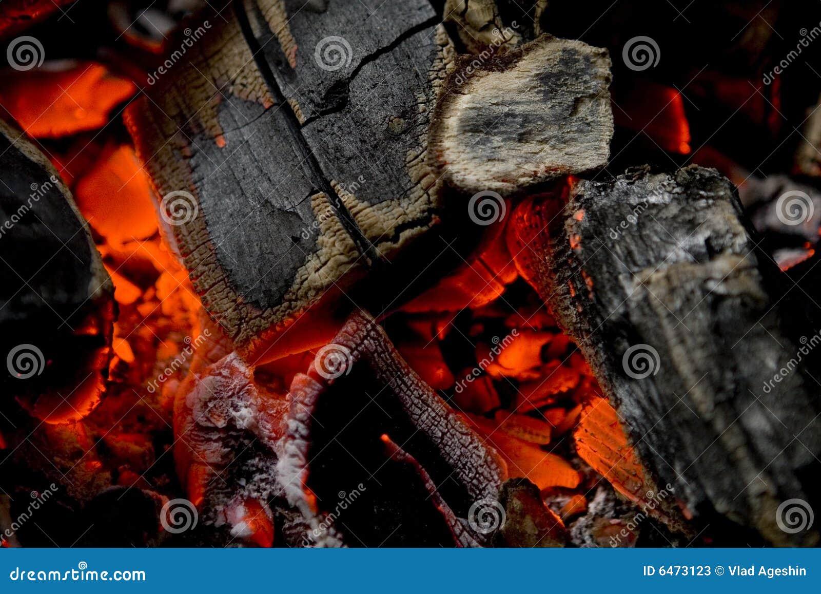Węgiel świecić