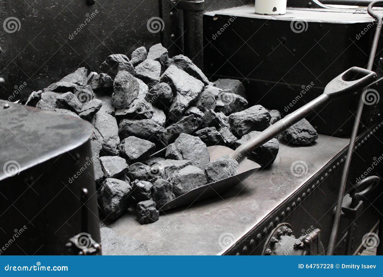 Węgiel i rocznik łopata 7286