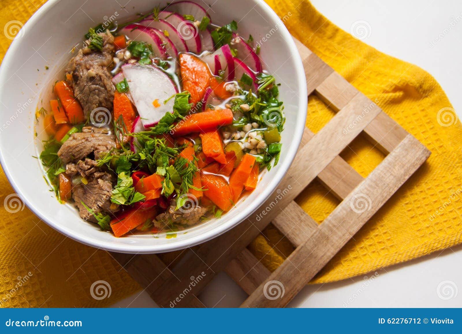 Węgierski goulash