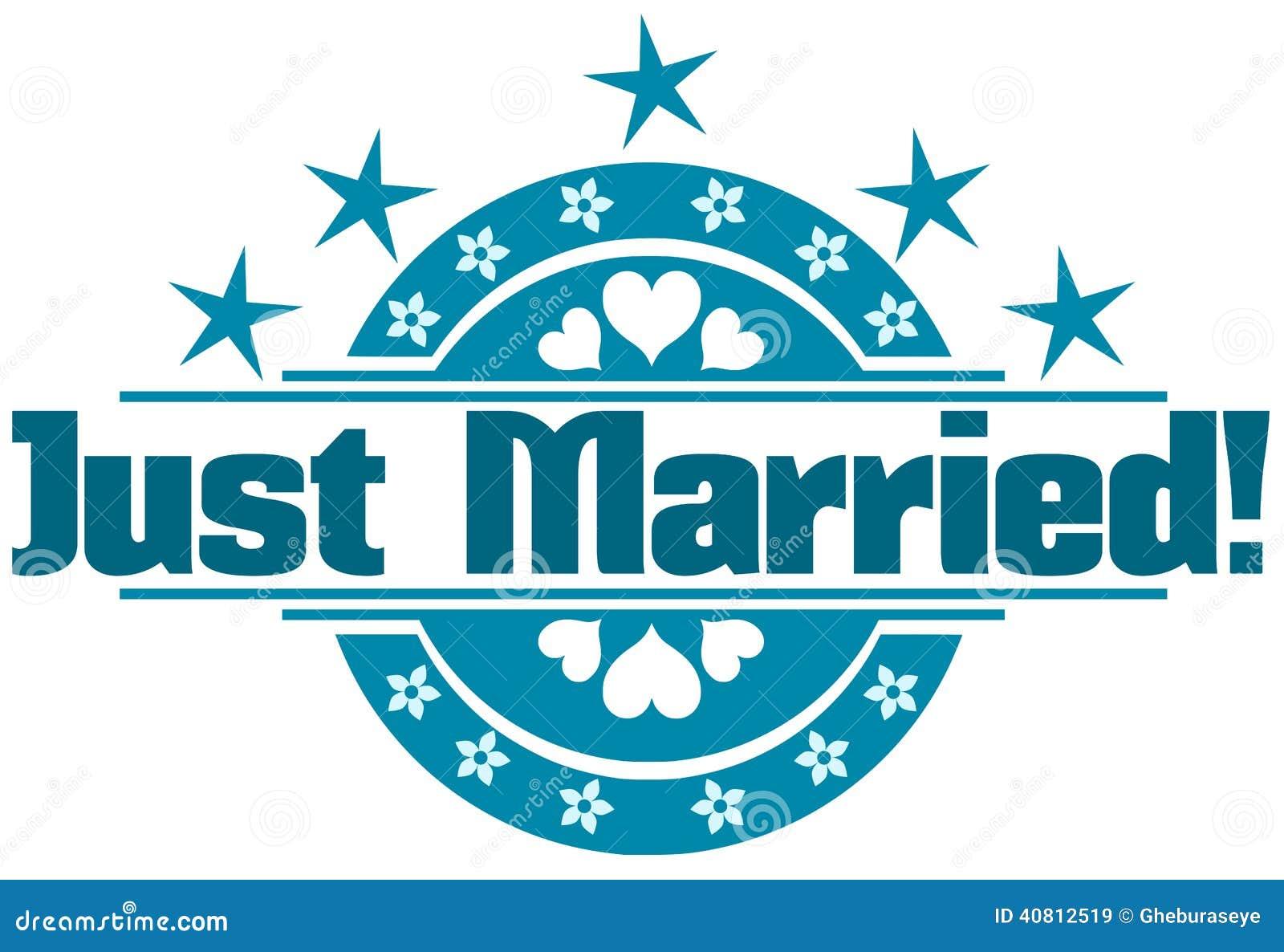 Właśnie zamężna etykietka