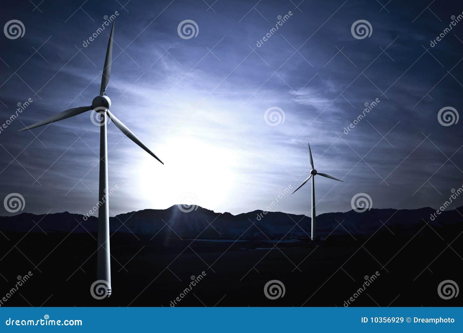 Władza wiatr