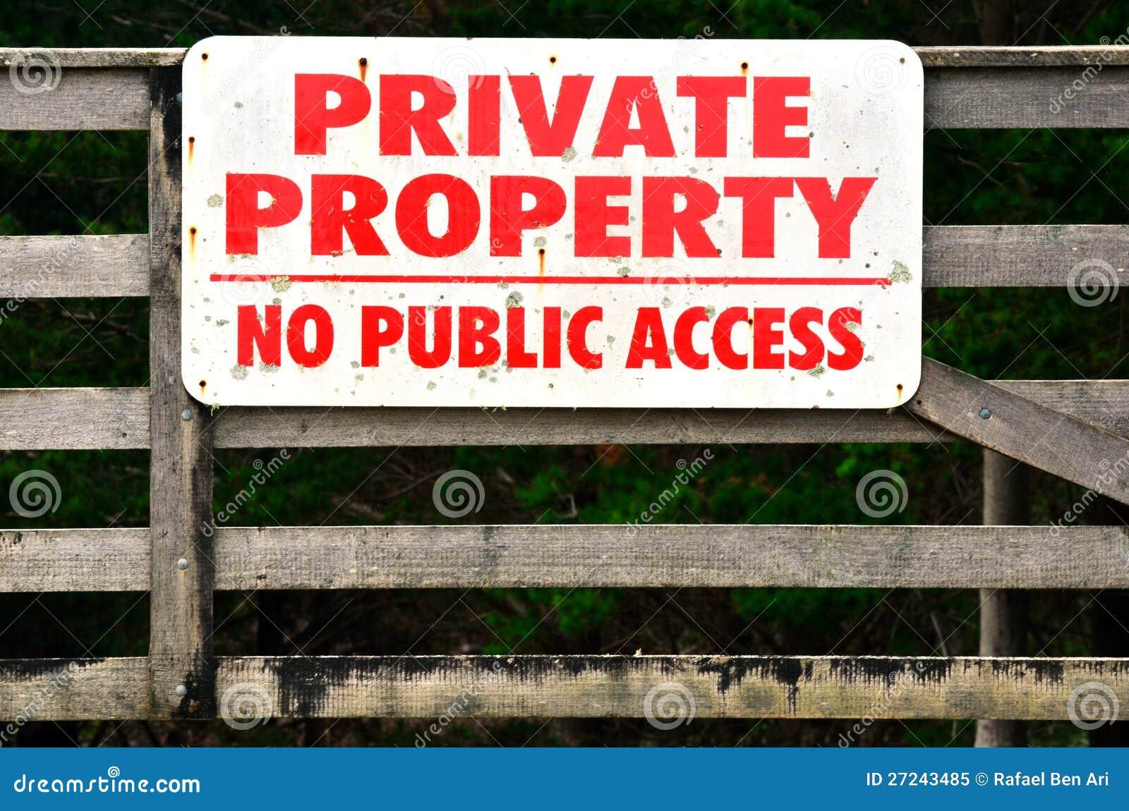 Własność prywatna
