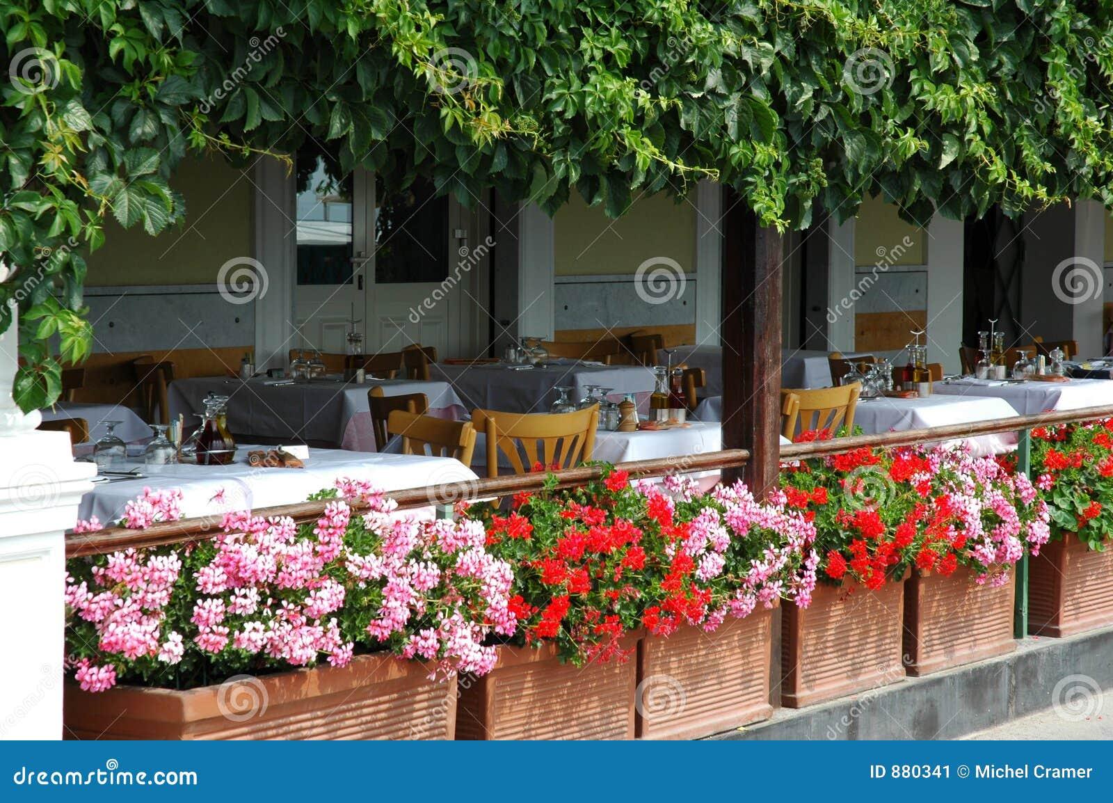 Włochy patio