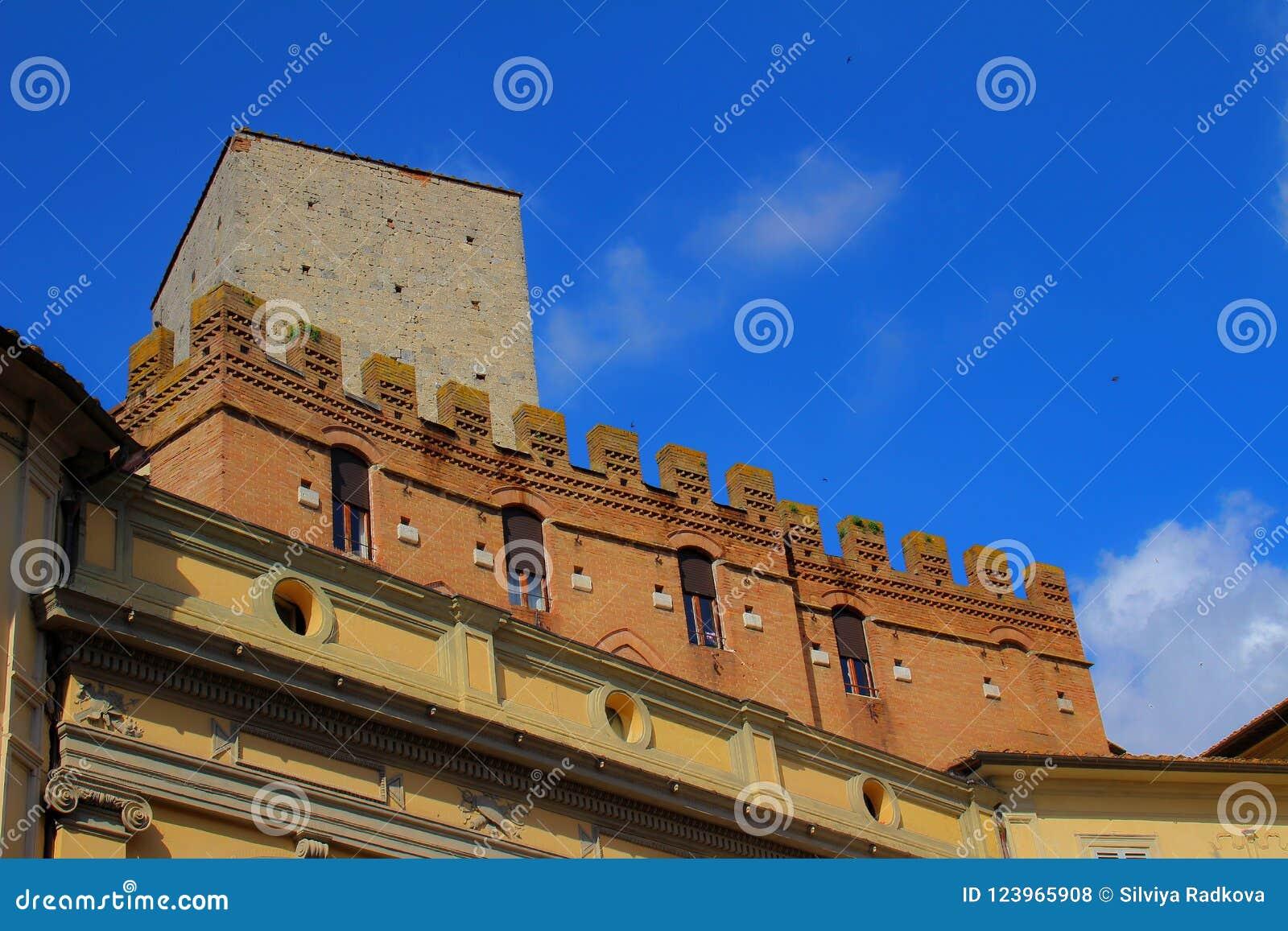 Włoska architektura w szczegółach