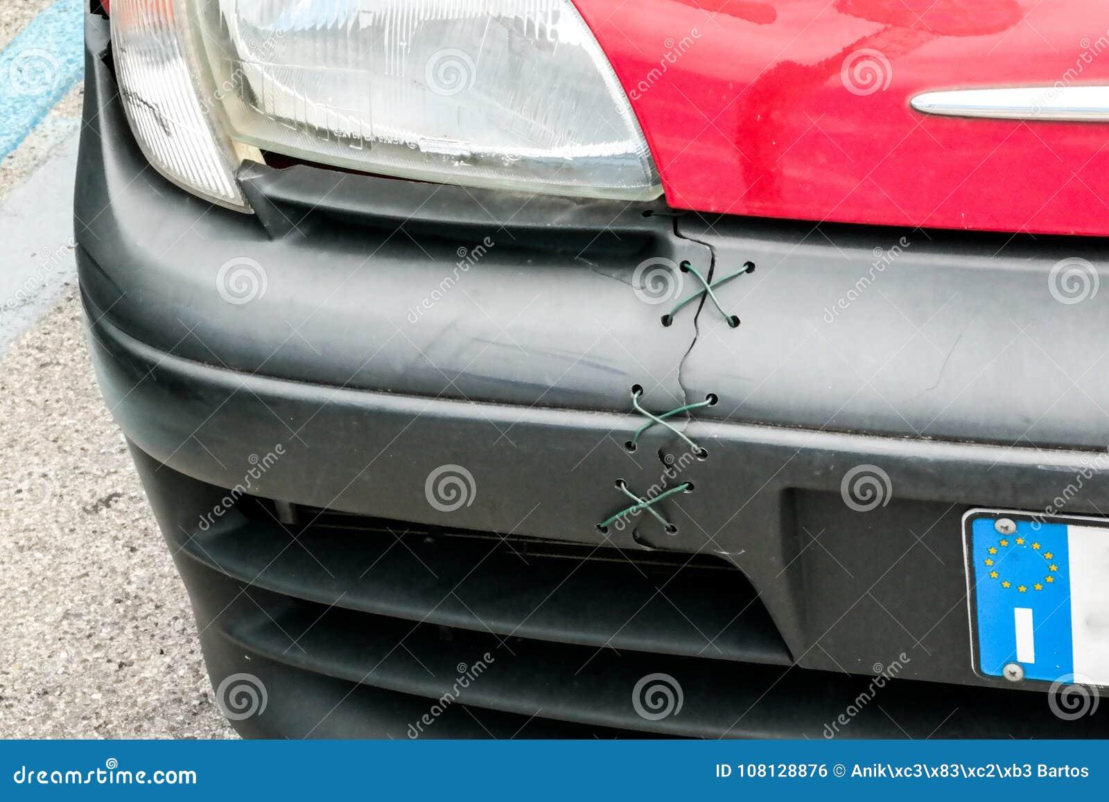 Włoska samochód naprawa