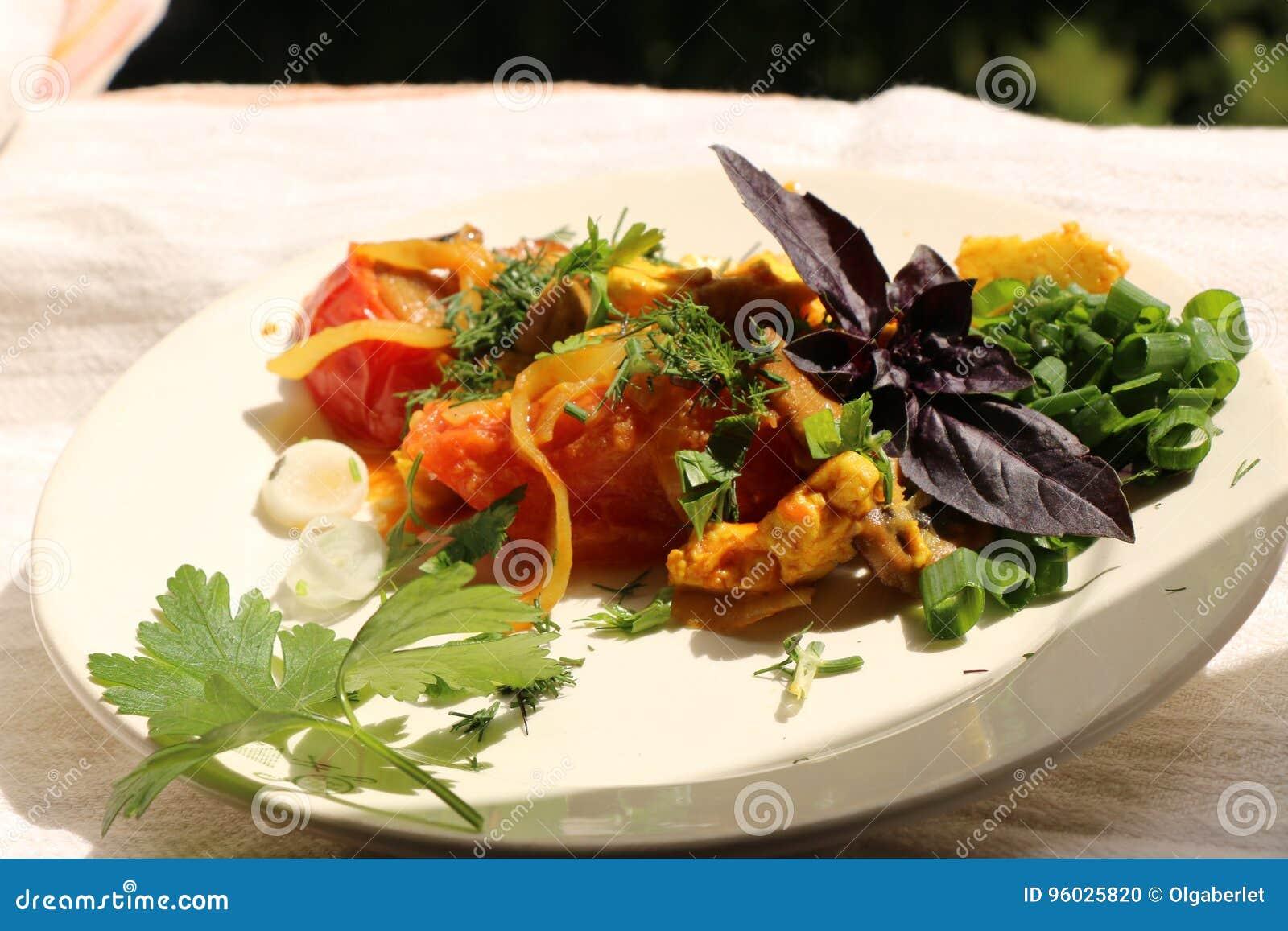 Włoski gnocchi z pieczarkami i pomidorowym kumberlandem