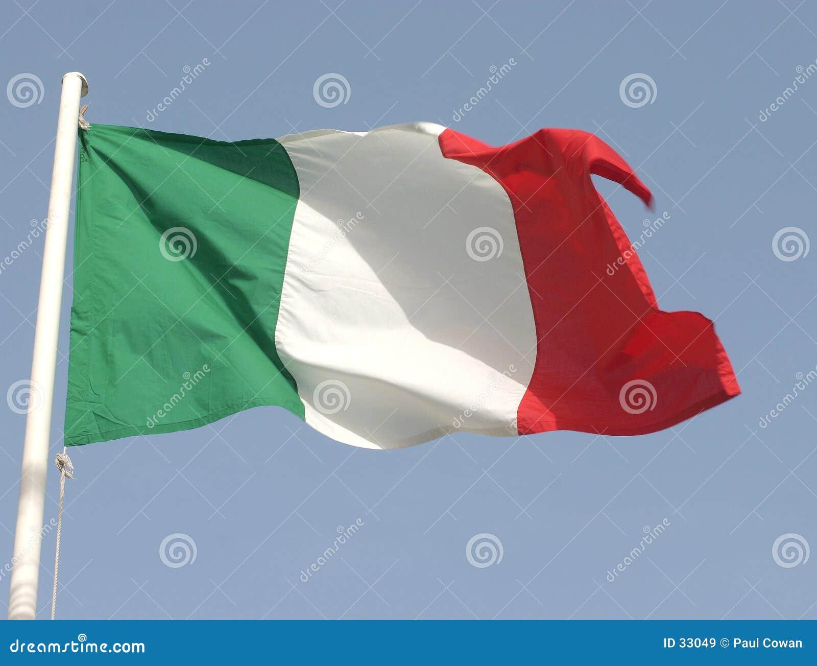 We włoszech bandery