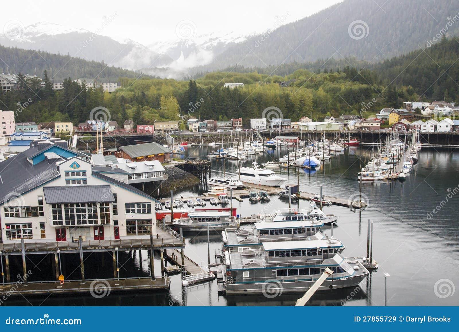 W Alaska wielki Schronienie