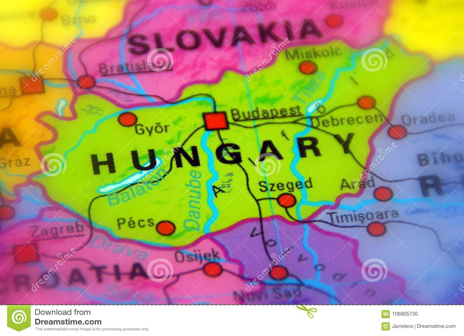 Węgry, Europa -