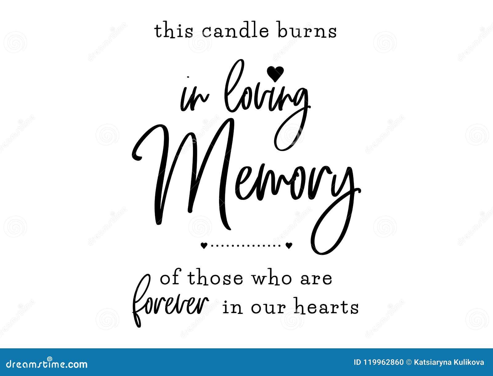 W kochającej pamięci ślubnym literowaniu