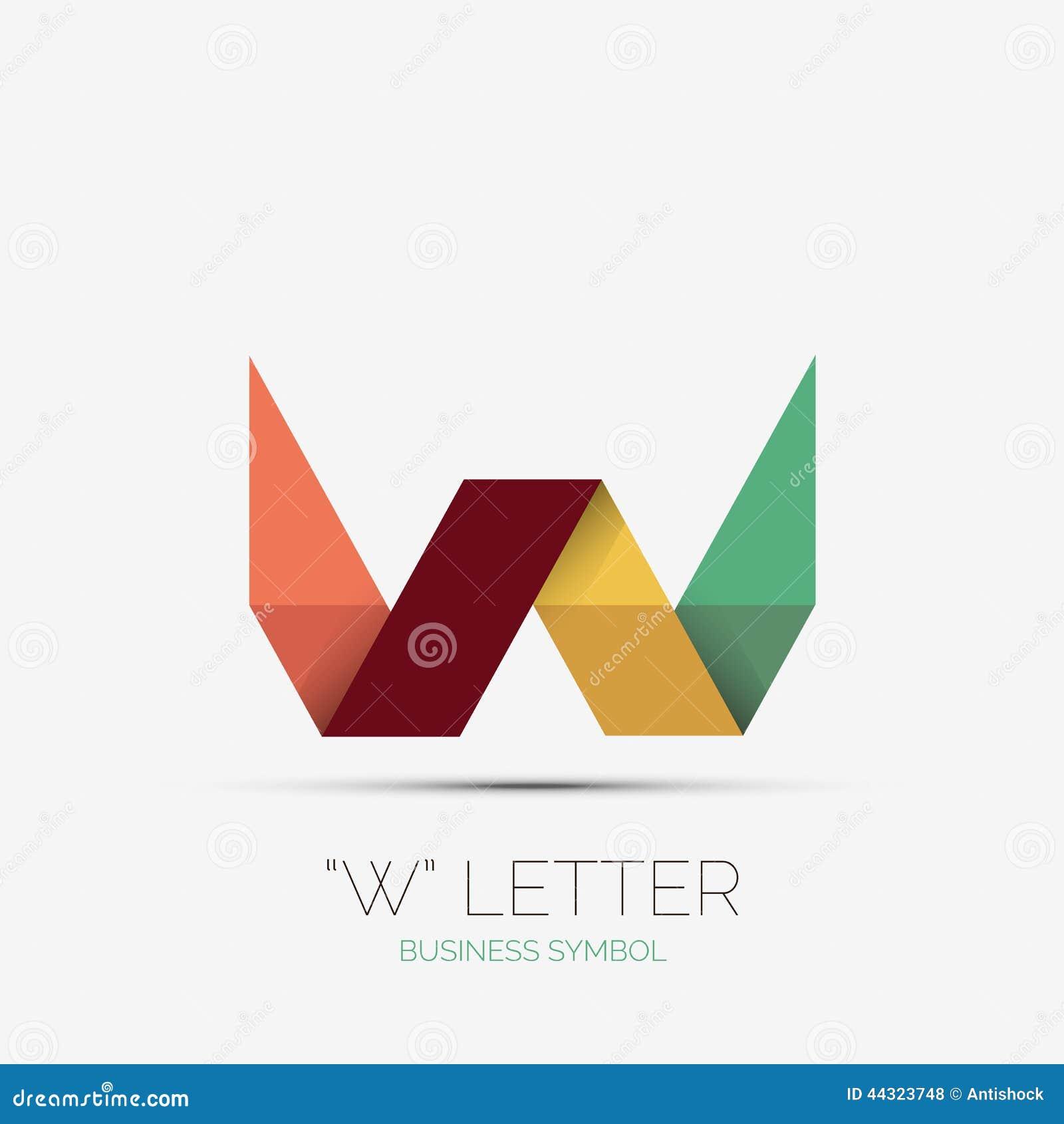 Letter Company L...W Letter Design