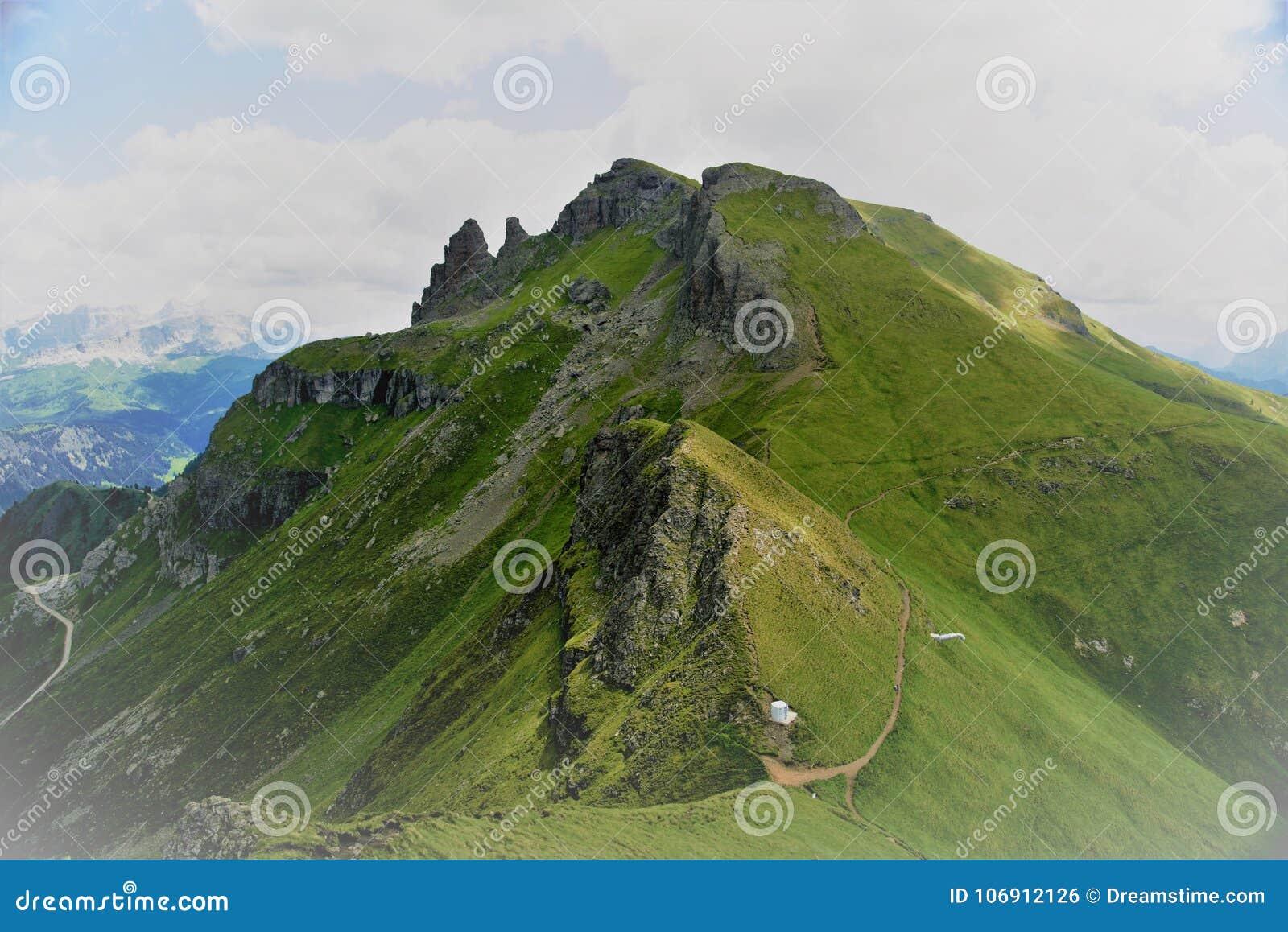 Włochy, Dilomites, Arabba -