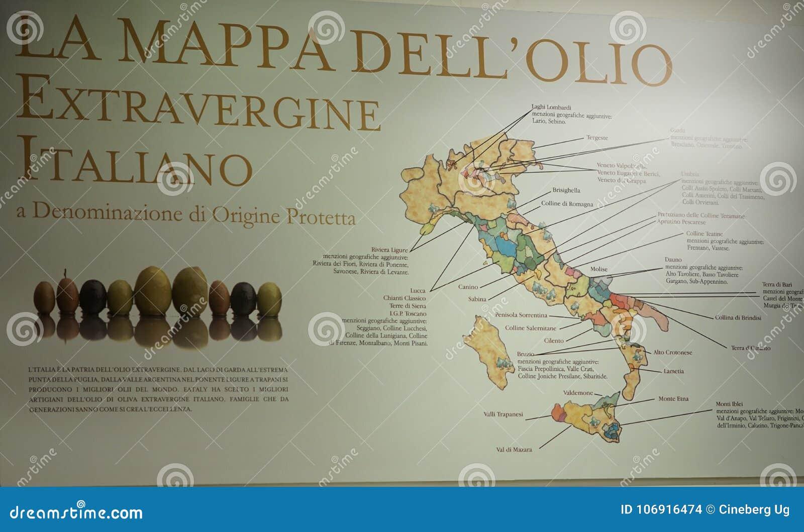 Włoski ekstra dziewiczy oliwa z oliwek