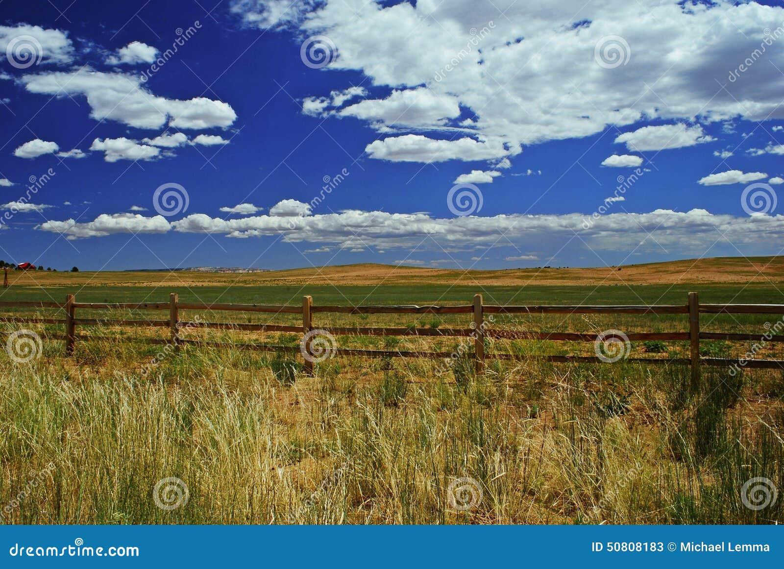 W połowie zachodni rancho