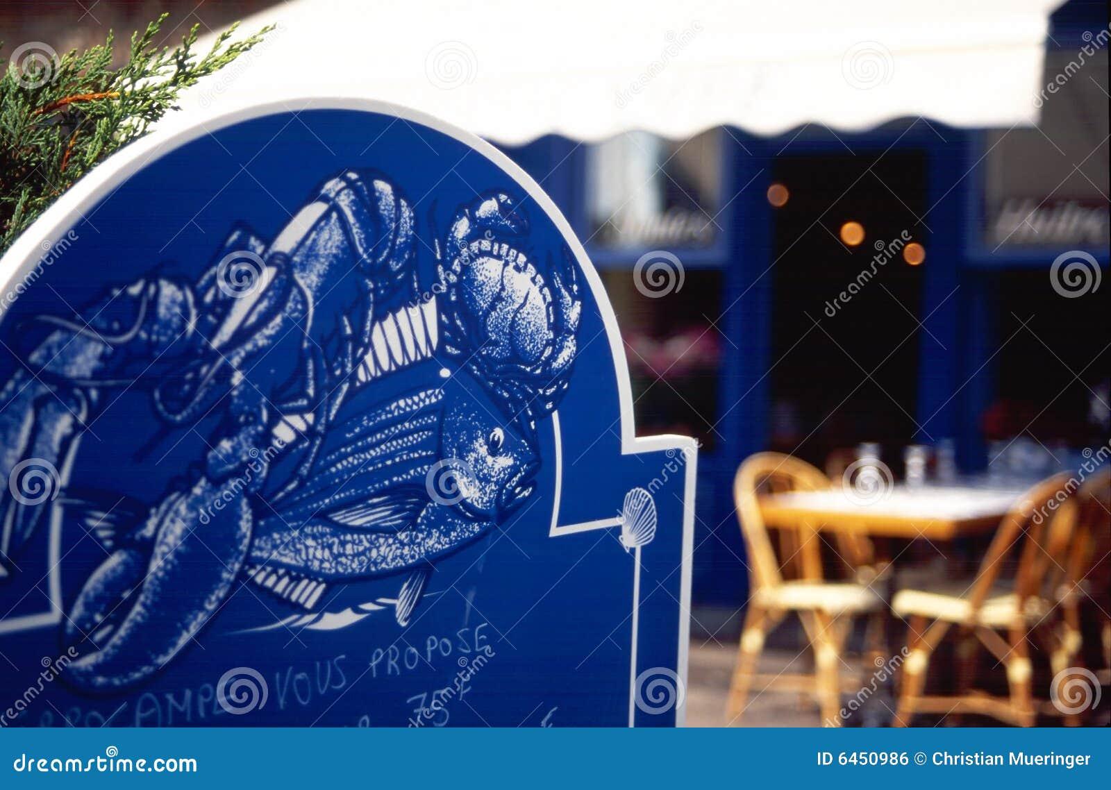 W restauracji ryb