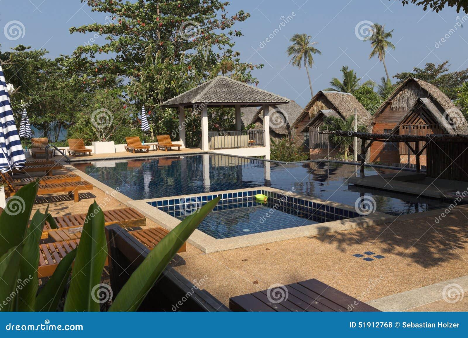 W Tajlandia tropikalny kurort