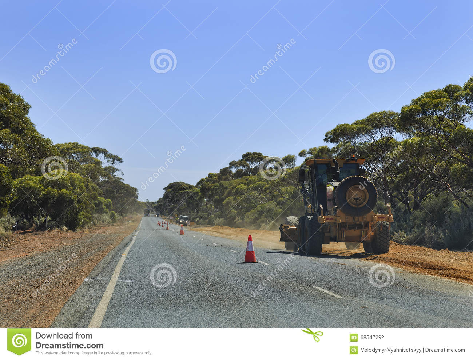 WA-roadworkstraktor