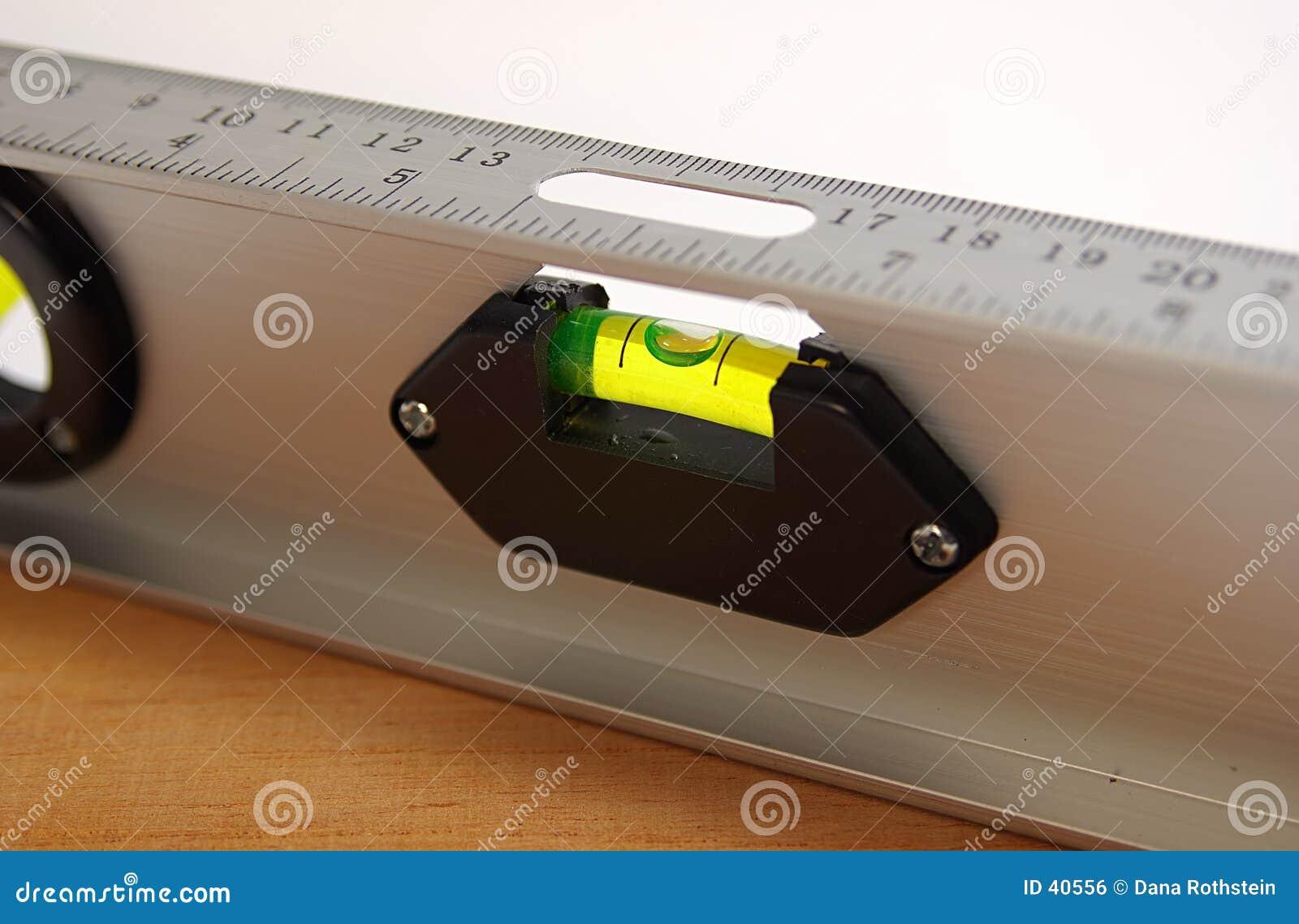 Waagerecht ausgerichtete Oberfläche