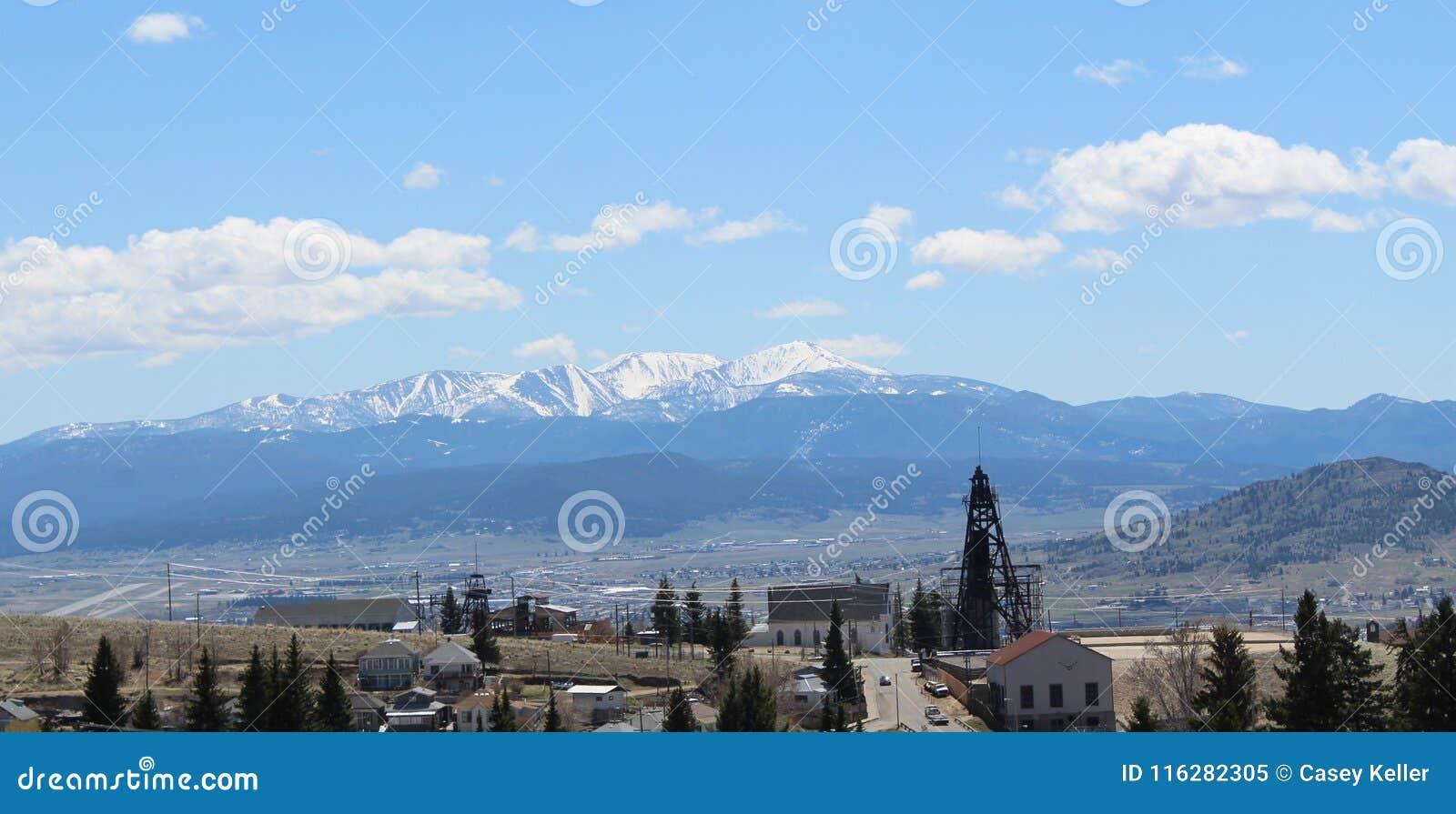 Waar waldo van ` s in Butte, Montana