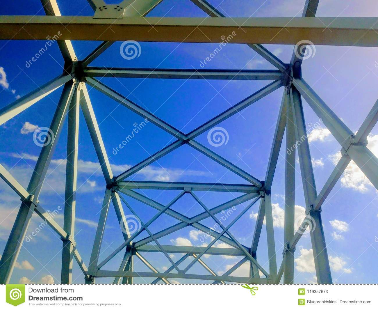 Download Wabasha Bridge Crossing Over The Mississippi River Editorial Stock Photo - Image of river, located: 119357673