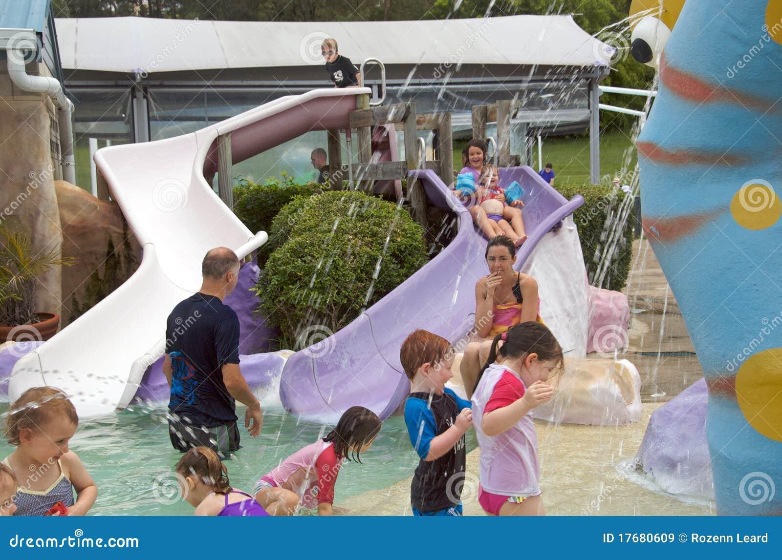 Wading Pool Editorial Stock Image Image 17680609