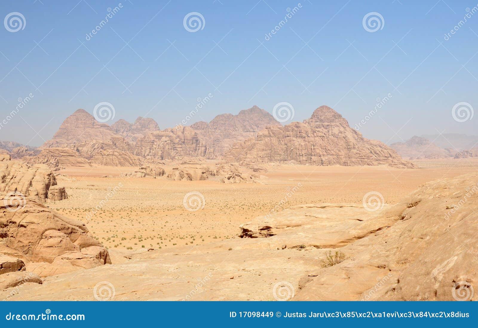 Wadirumwüste