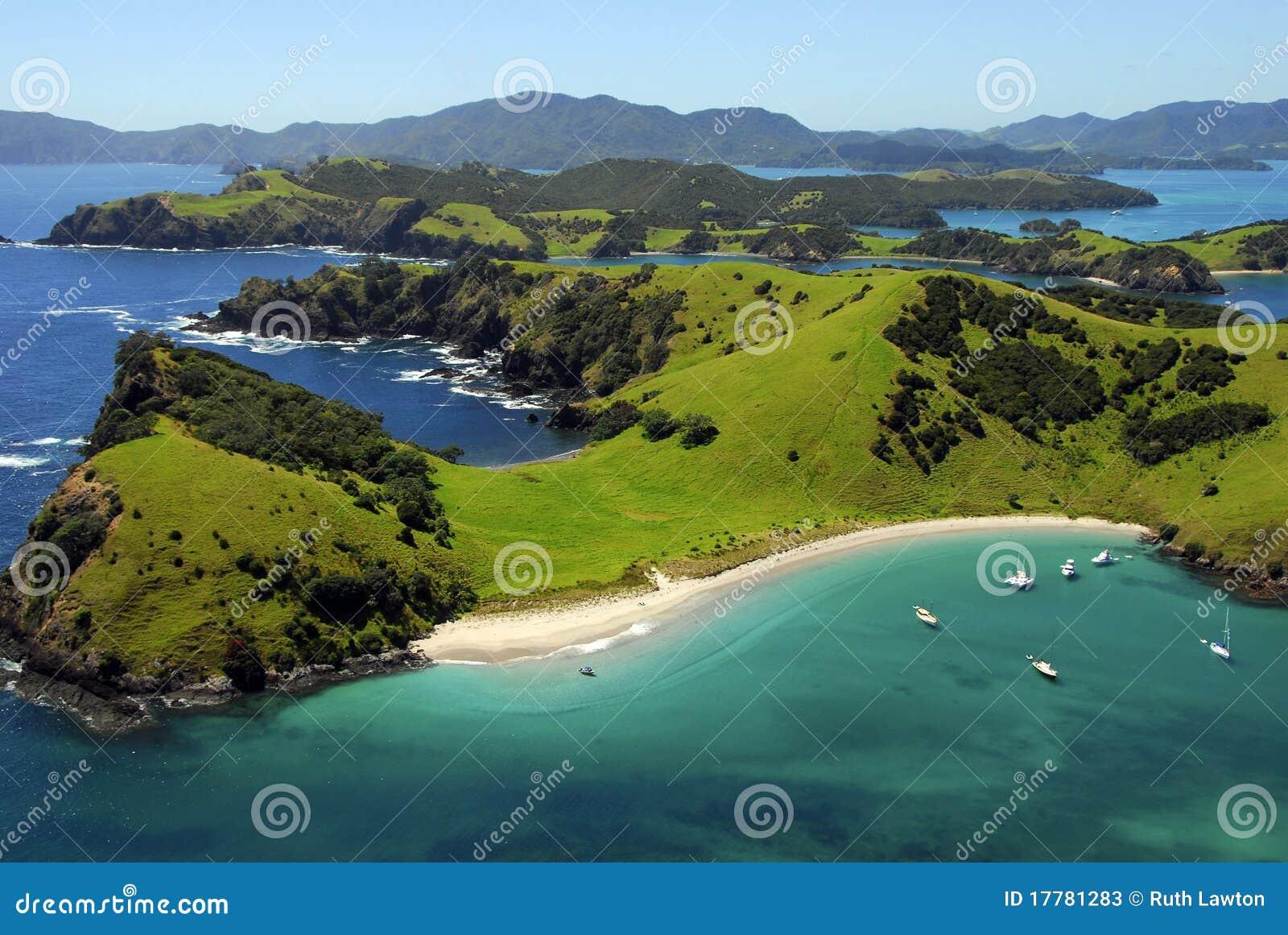 Waewaetorea Durchführung - Schacht von Inseln, Neuseeland
