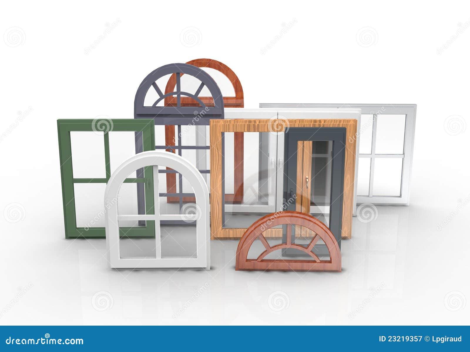 Wahl für Fenster