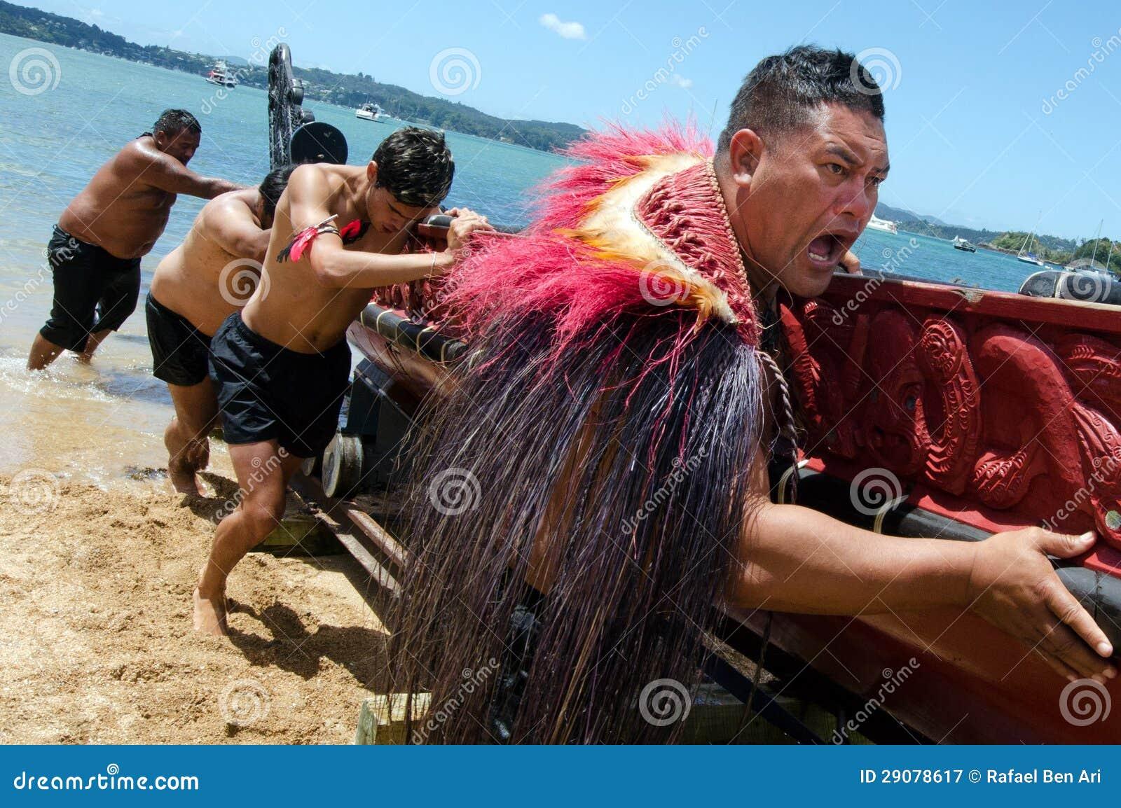 Waitangi Day And Festival - New Zealand Public Holiday 2013 Editorial Photography - Image: 29078617