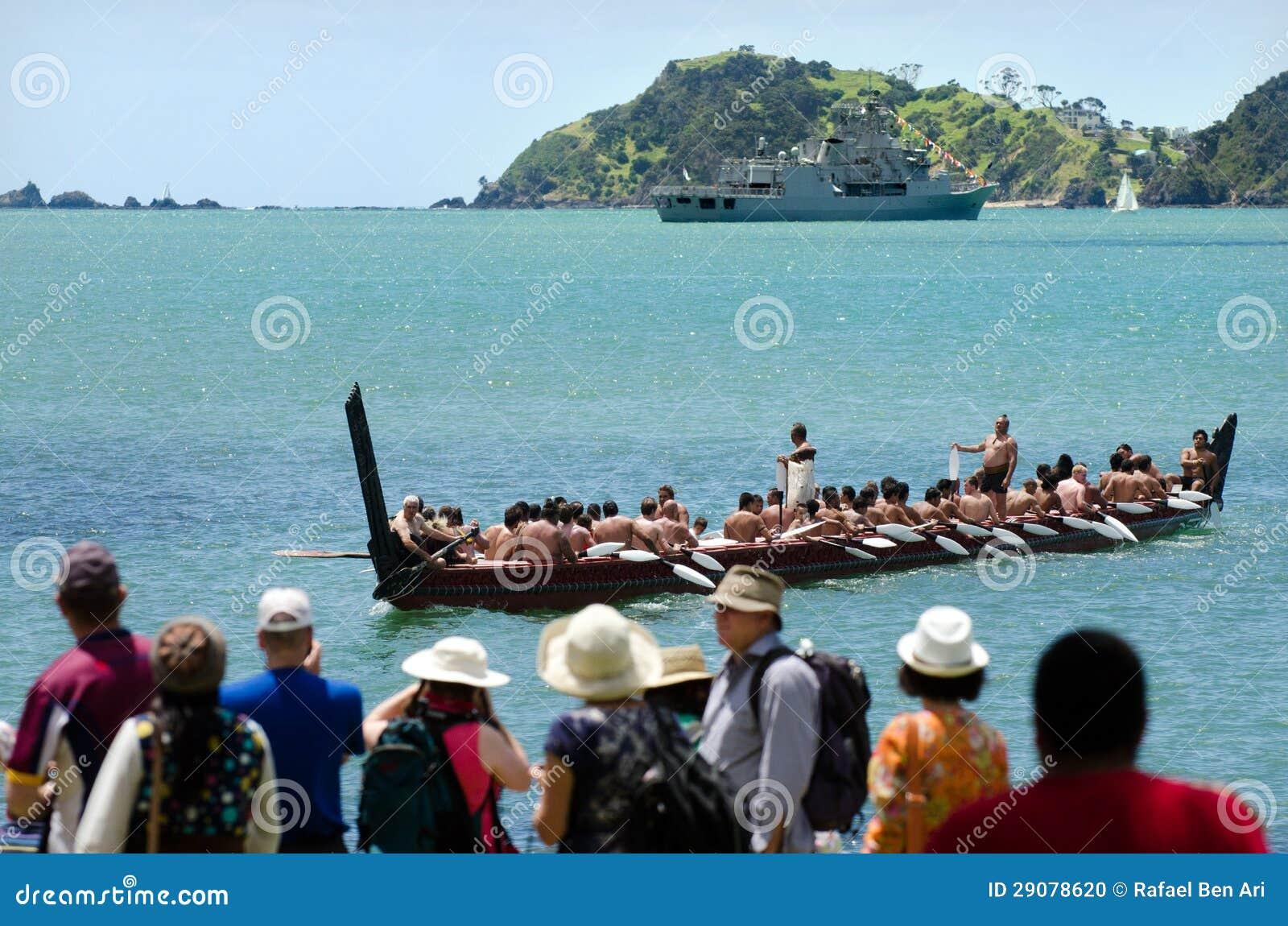 Waitangi Day And Festival - New Zealand Public Holiday 2013 Editorial Image - Image: 29078620