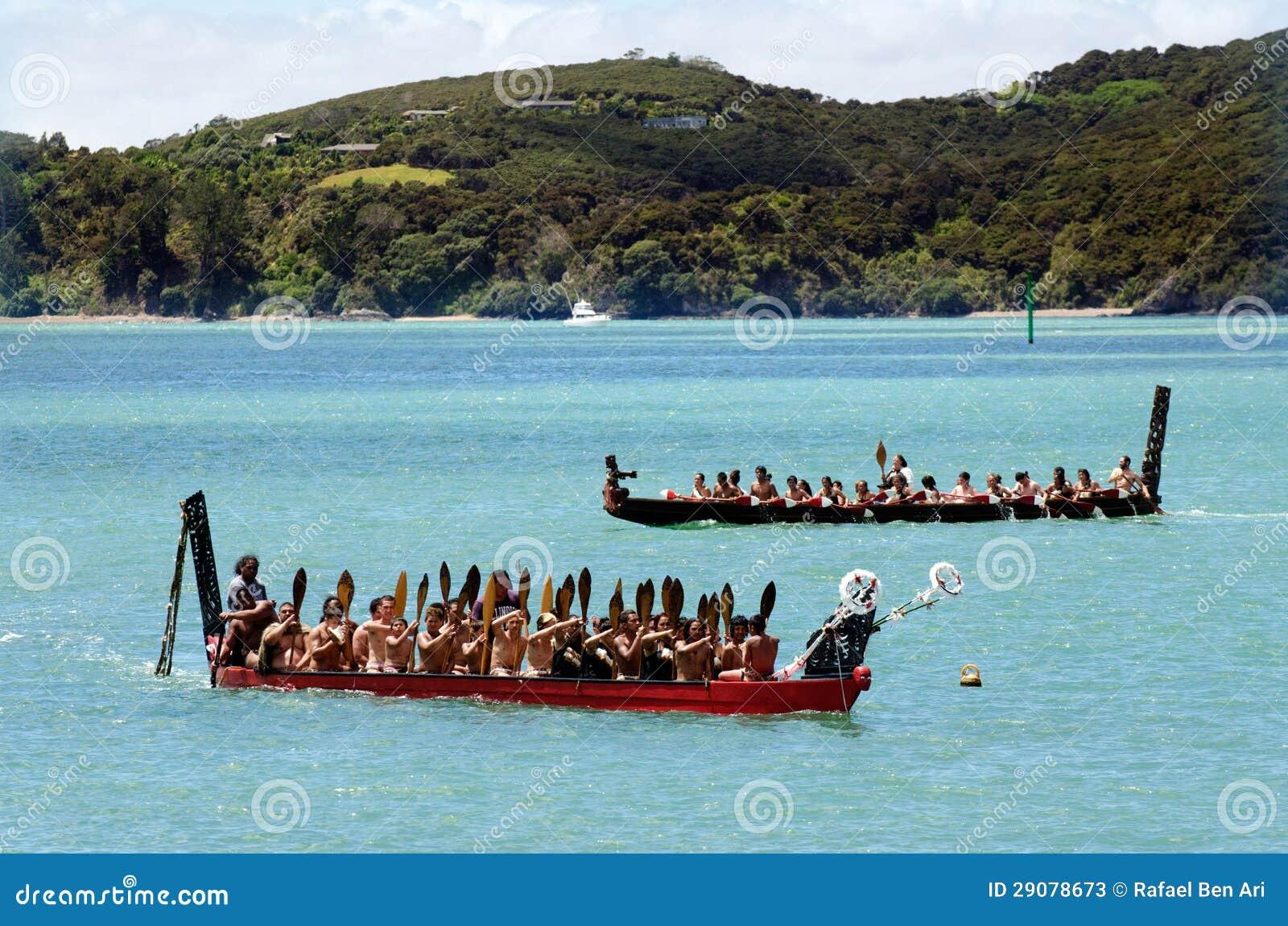 Waitangi dzień i festiwal - Nowa Zelandia społeczeństwa Hol
